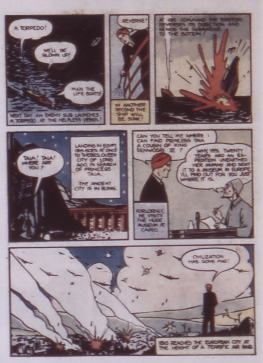 Read online WHIZ Comics comic -  Issue #1 - 20