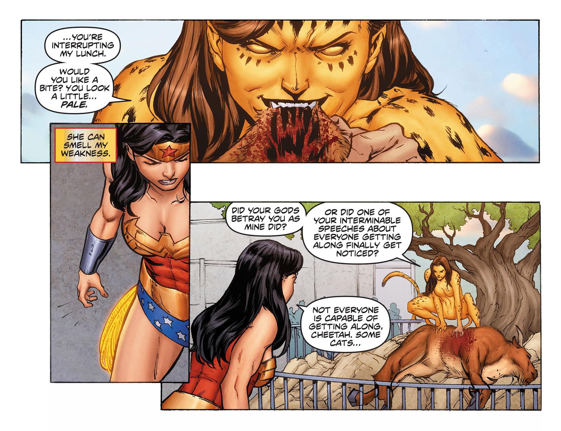 Read online Sensation Comics Featuring Wonder Woman comic -  Issue #6 - 8