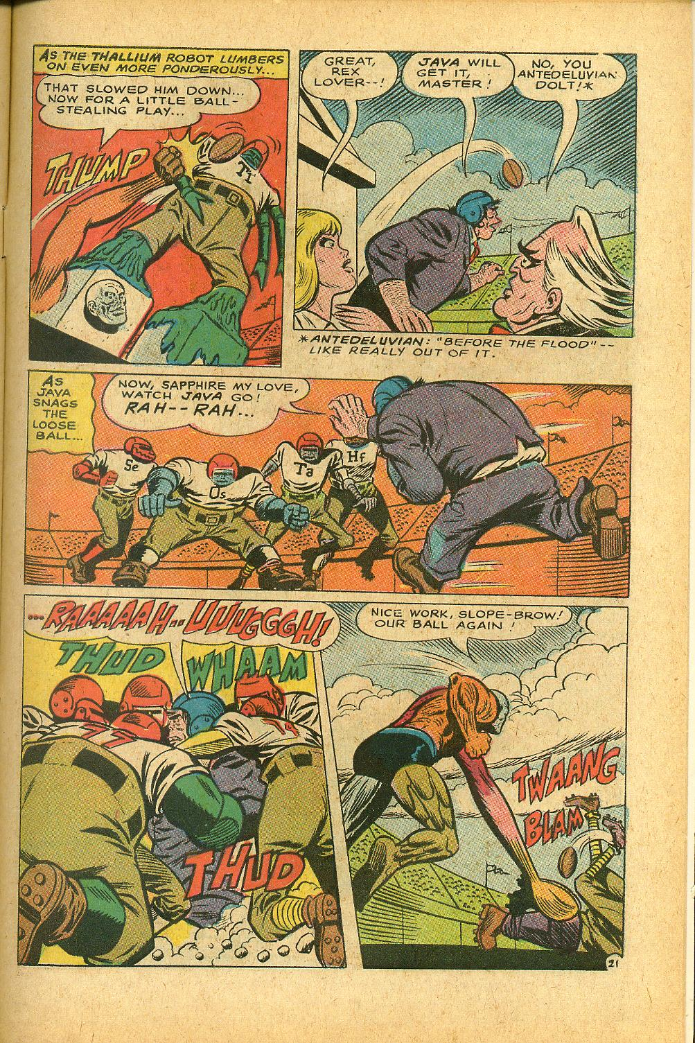 Metamorpho (1965) issue 12 - Page 27