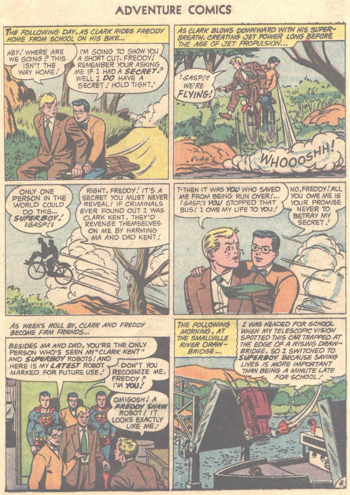 Read online Adventure Comics (1938) comic -  Issue #319 - 30