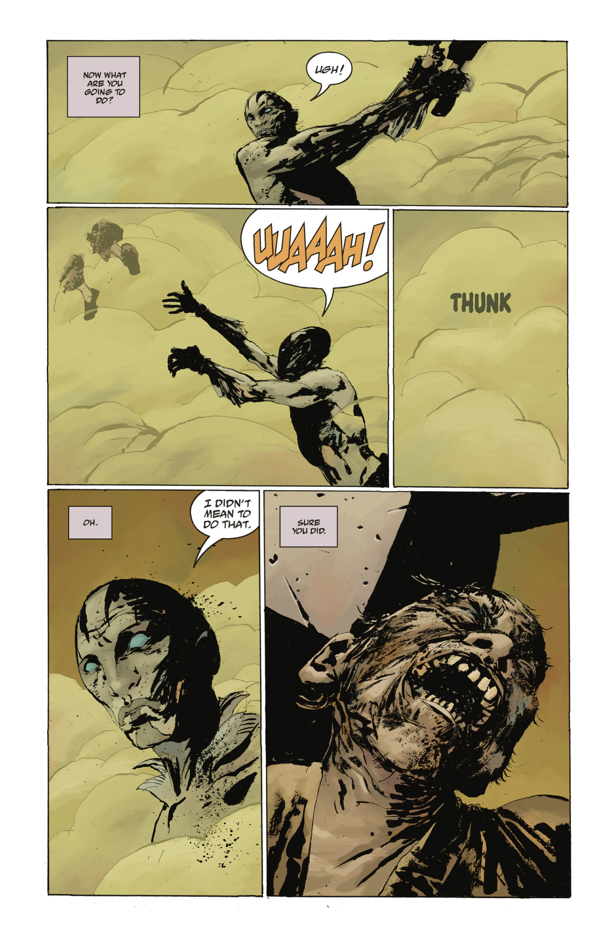 Read online Abe Sapien: The Drowning comic -  Issue #Abe Sapien: The Drowning _TPB - 69