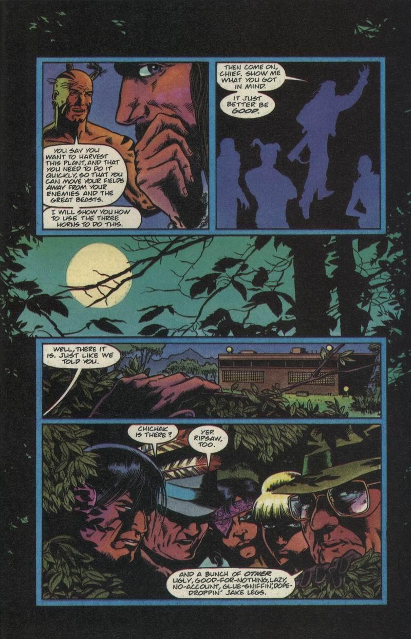 Read online Turok, Dinosaur Hunter (1993) comic -  Issue #21 - 18