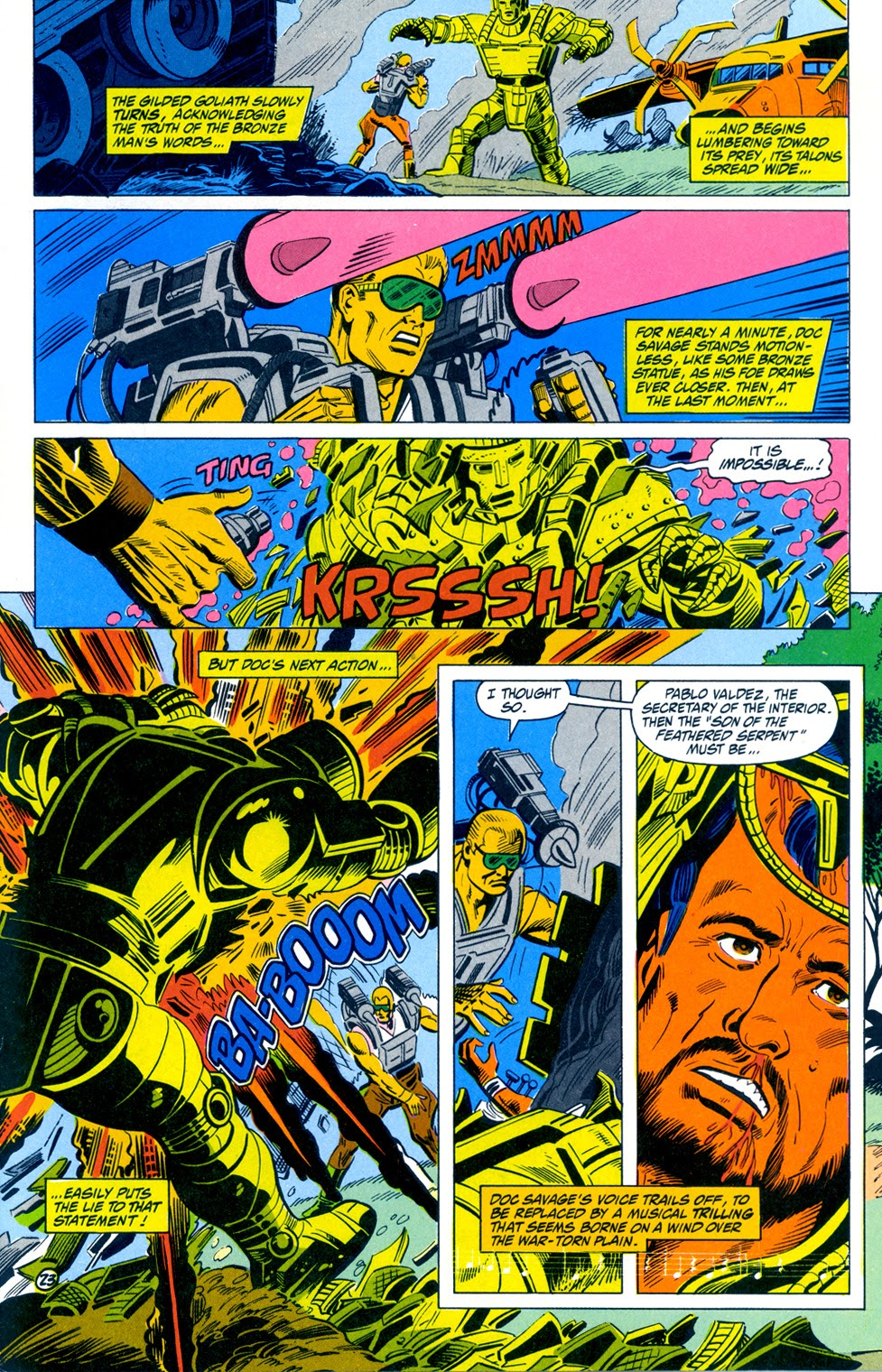 Doc Savage (1988) issue 10 - Page 25