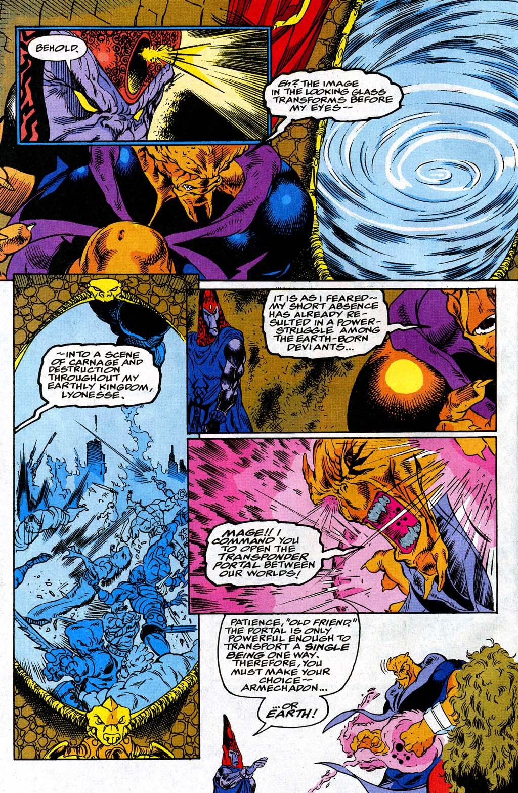 Read online Blackwulf comic -  Issue #9 - 5