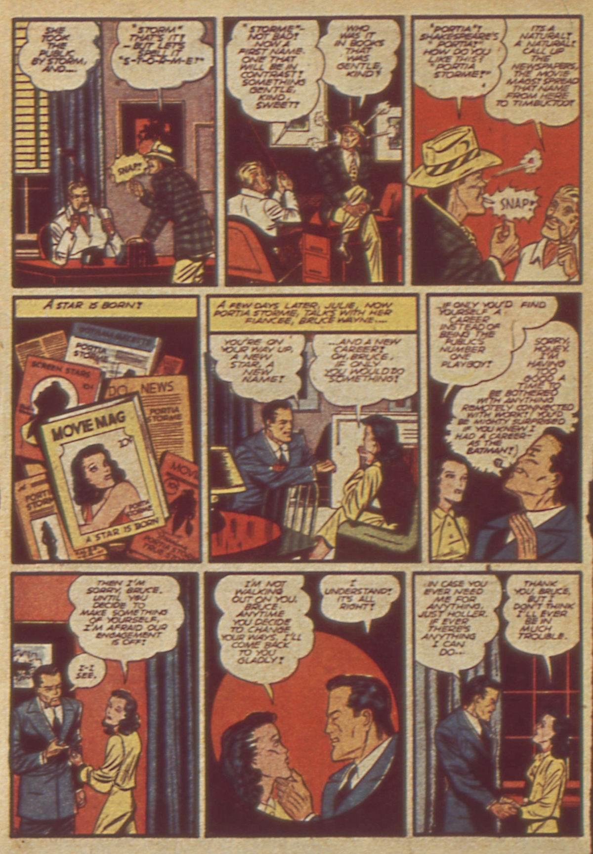 Read online Detective Comics (1937) comic -  Issue #49 - 4
