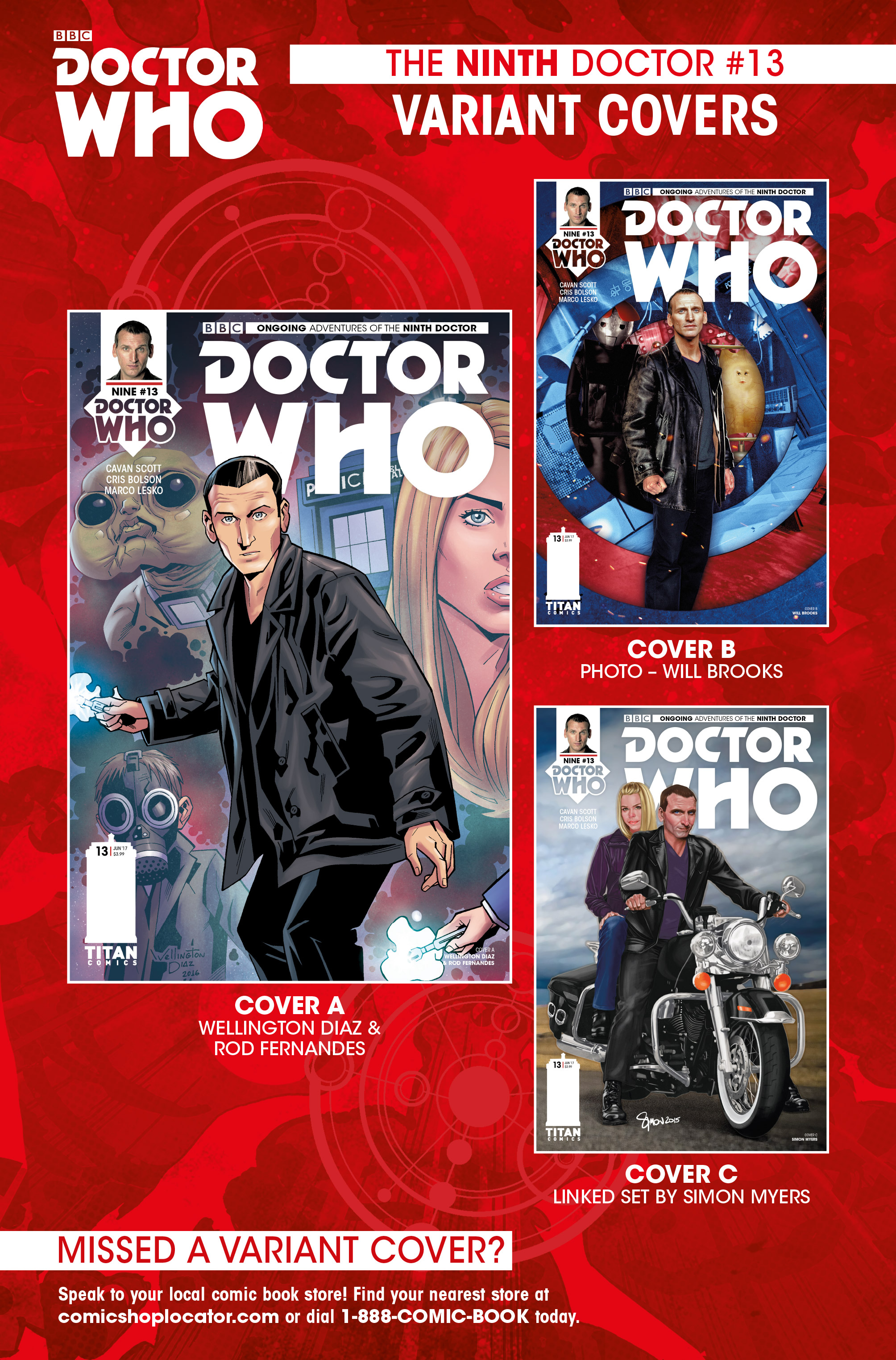 Read online Doctor Who: The Ninth Doctor (2016) comic -  Issue #13 - 26