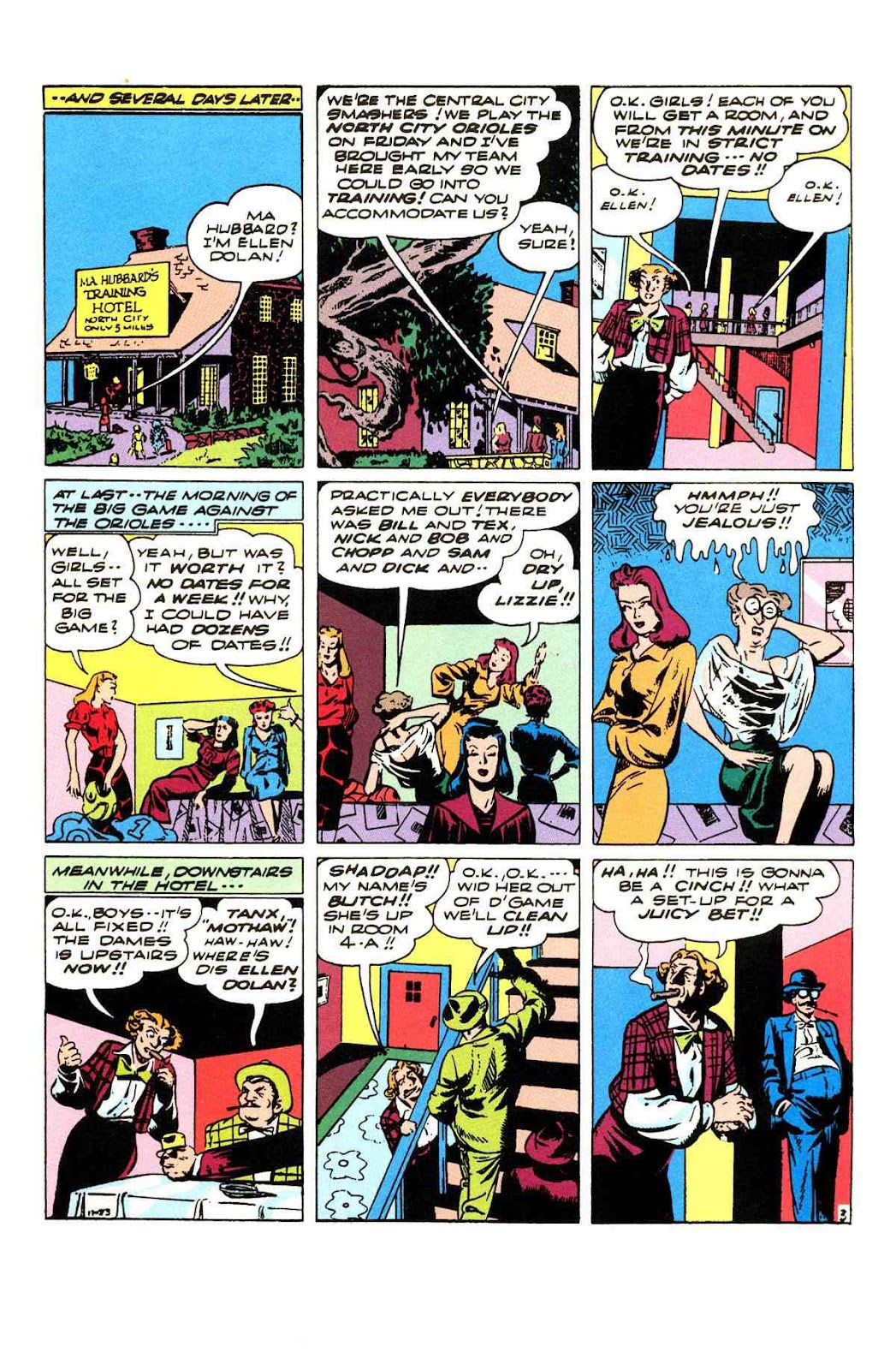 Read online Will Eisner's The Spirit Archives comic -  Issue # TPB 3 (Part 2) - 64