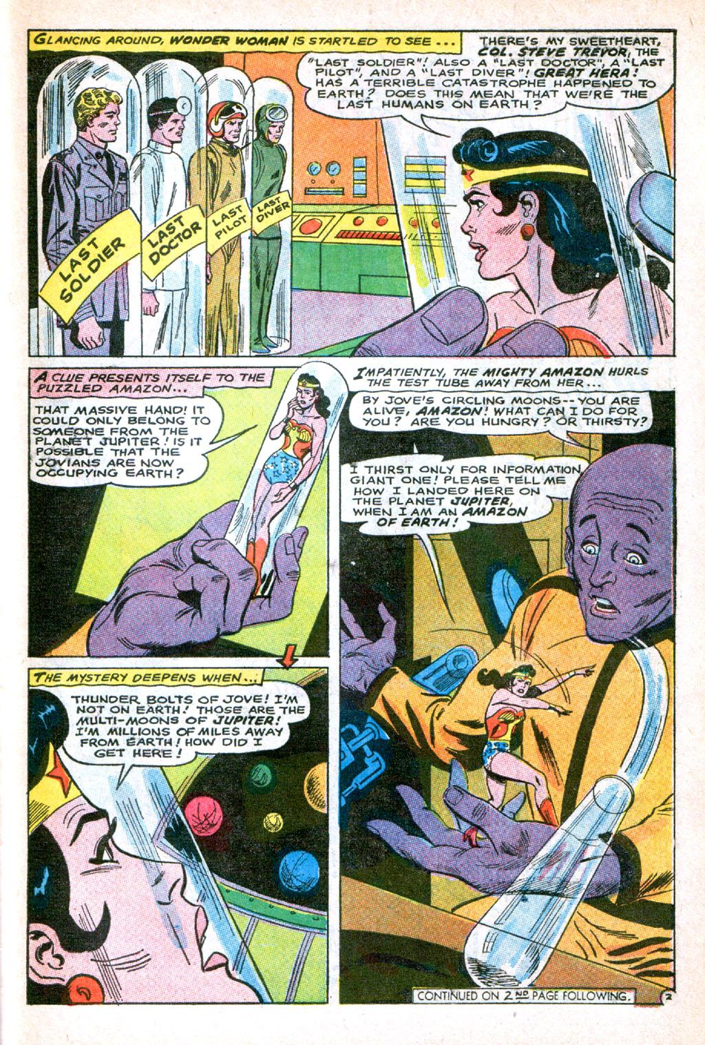 Read online Wonder Woman (1942) comic -  Issue #173 - 27