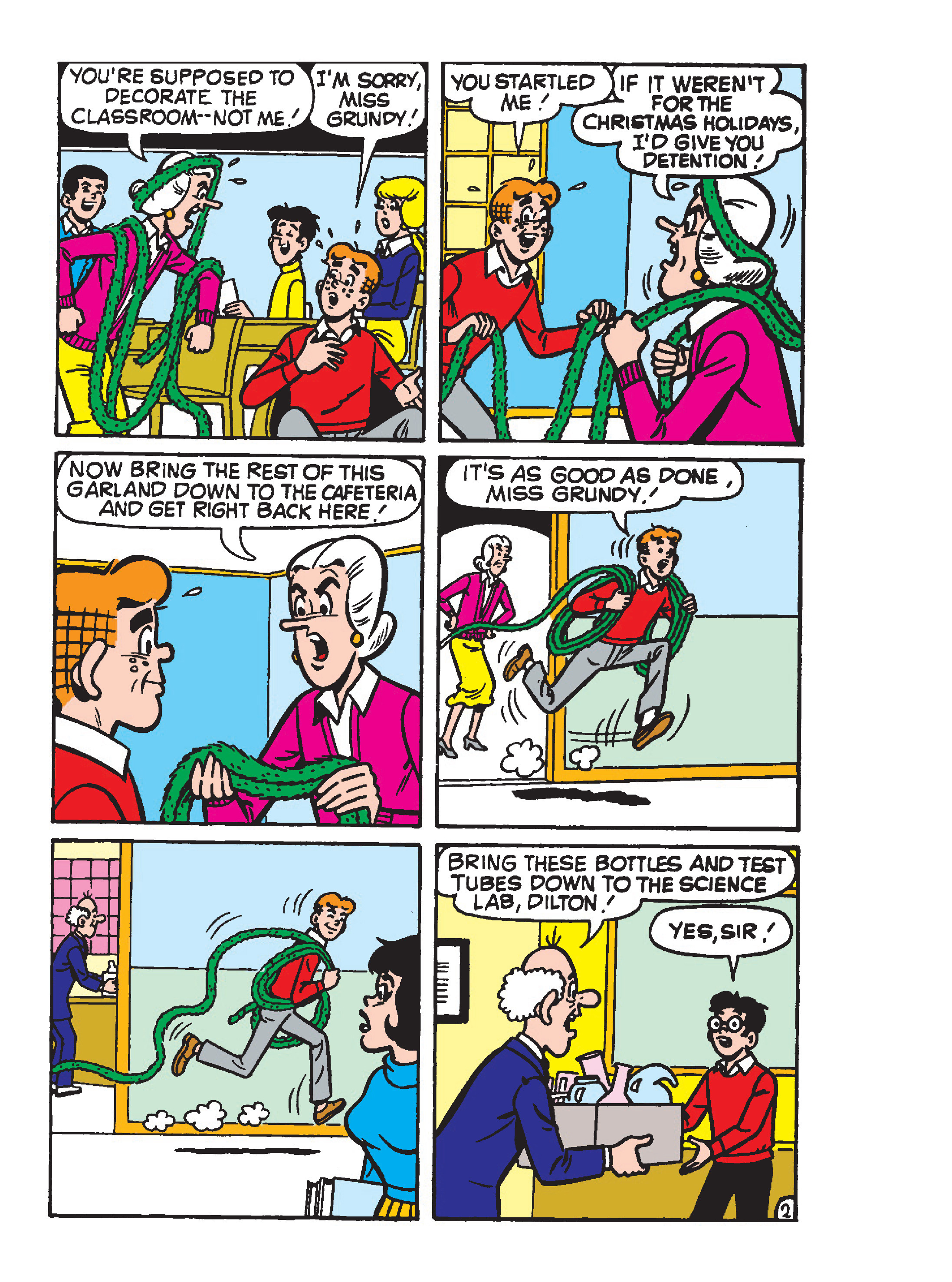 Read online World of Archie Double Digest comic -  Issue #64 - 145