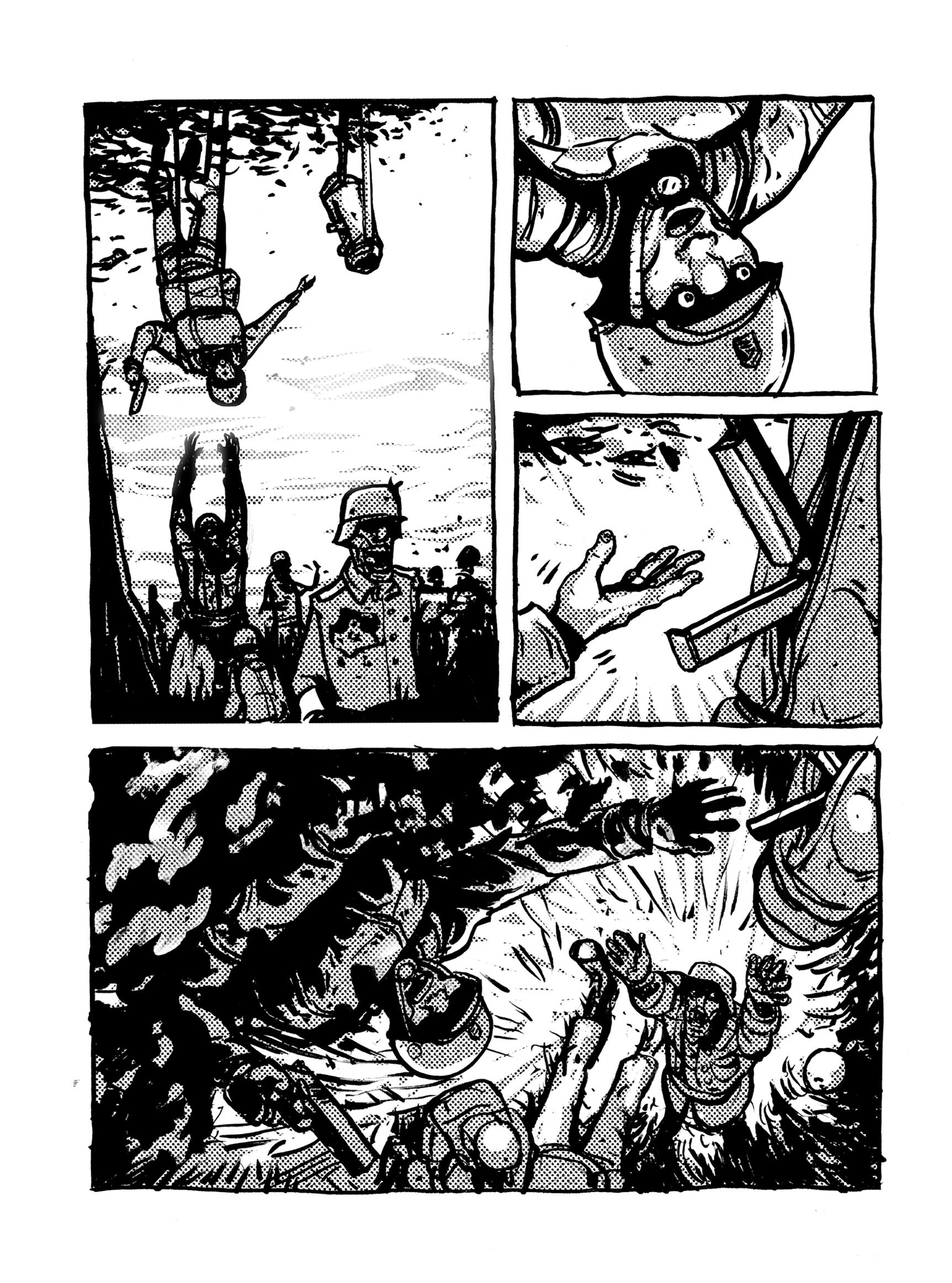 Read online FUBAR comic -  Issue #1 - 10