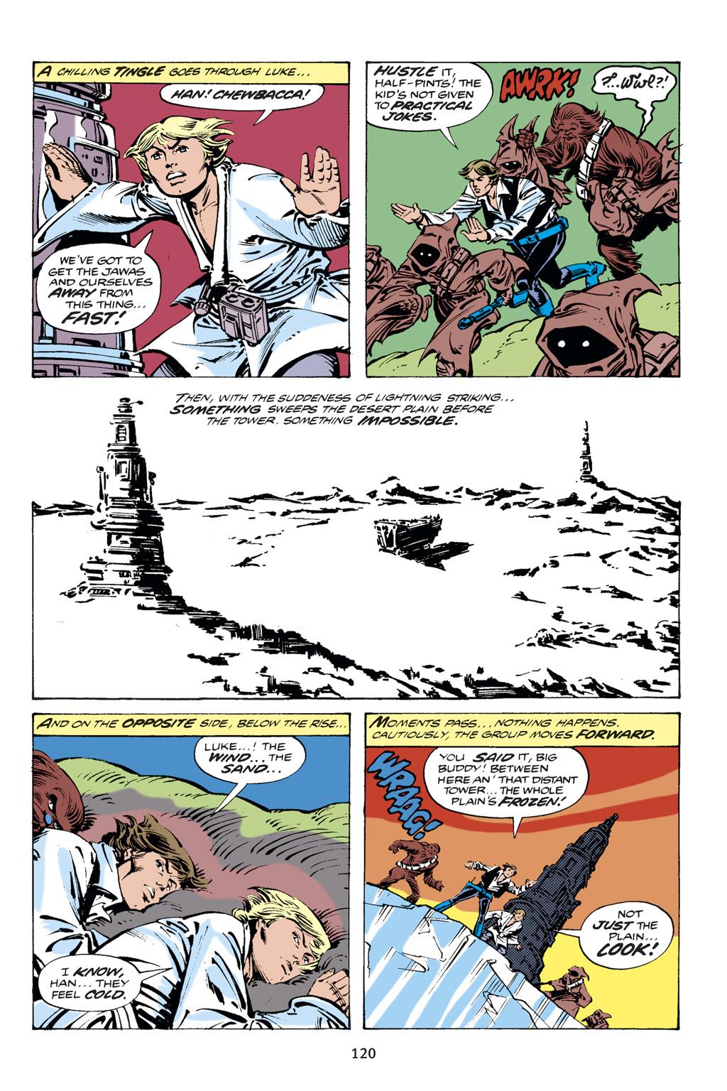 Read online Star Wars Omnibus comic -  Issue # Vol. 14 - 120