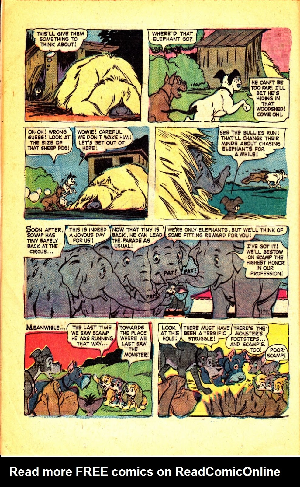 Scamp (1967) issue 6 - Page 12