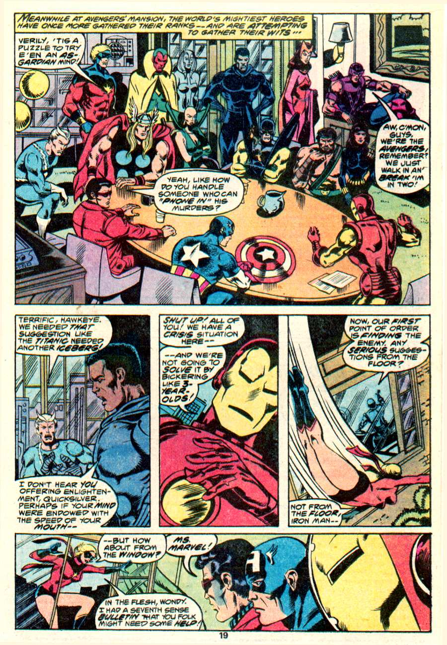 The Avengers (1963) 175 Page 12