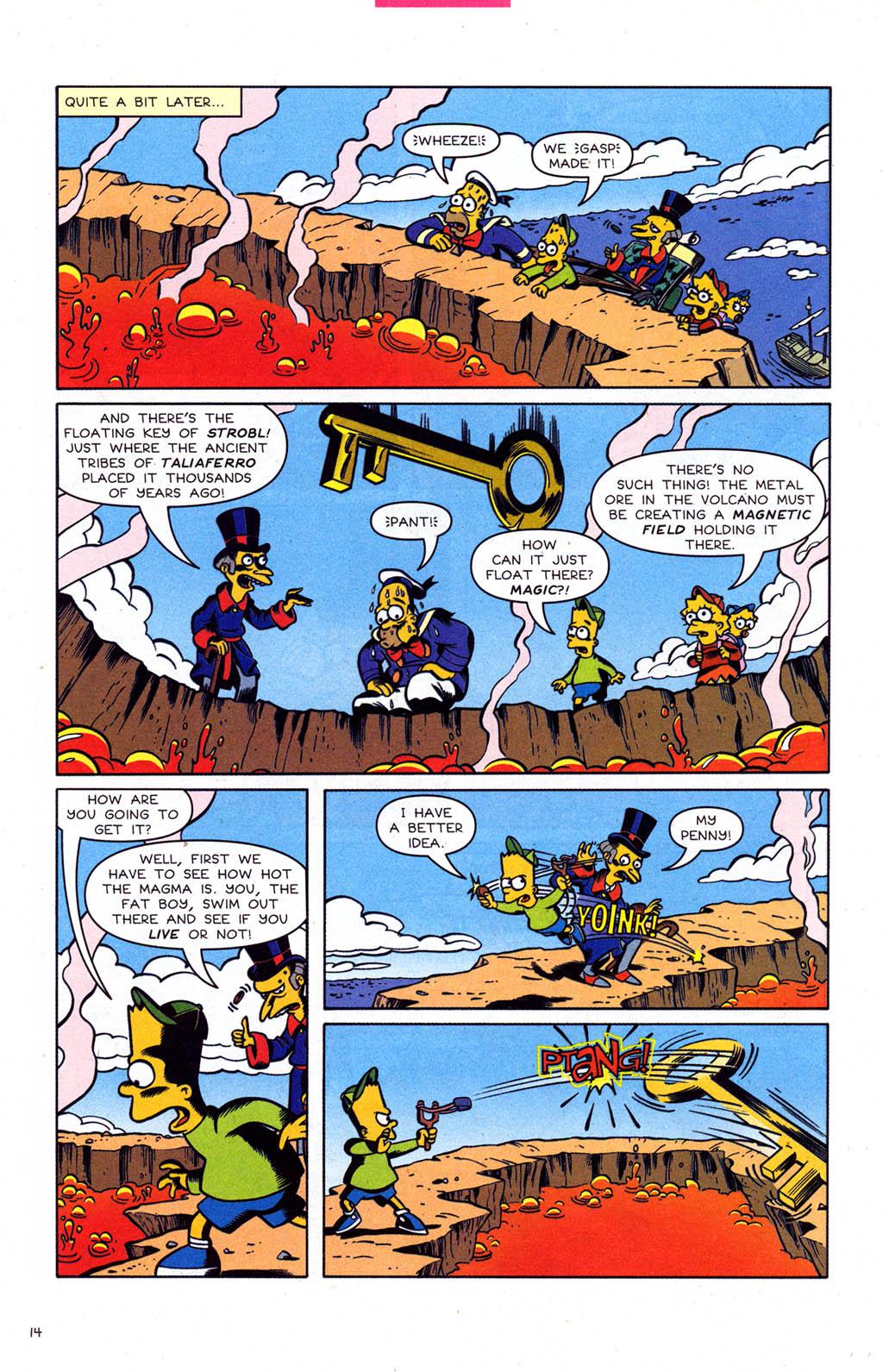 Read online Simpsons Comics comic -  Issue #102 - 15