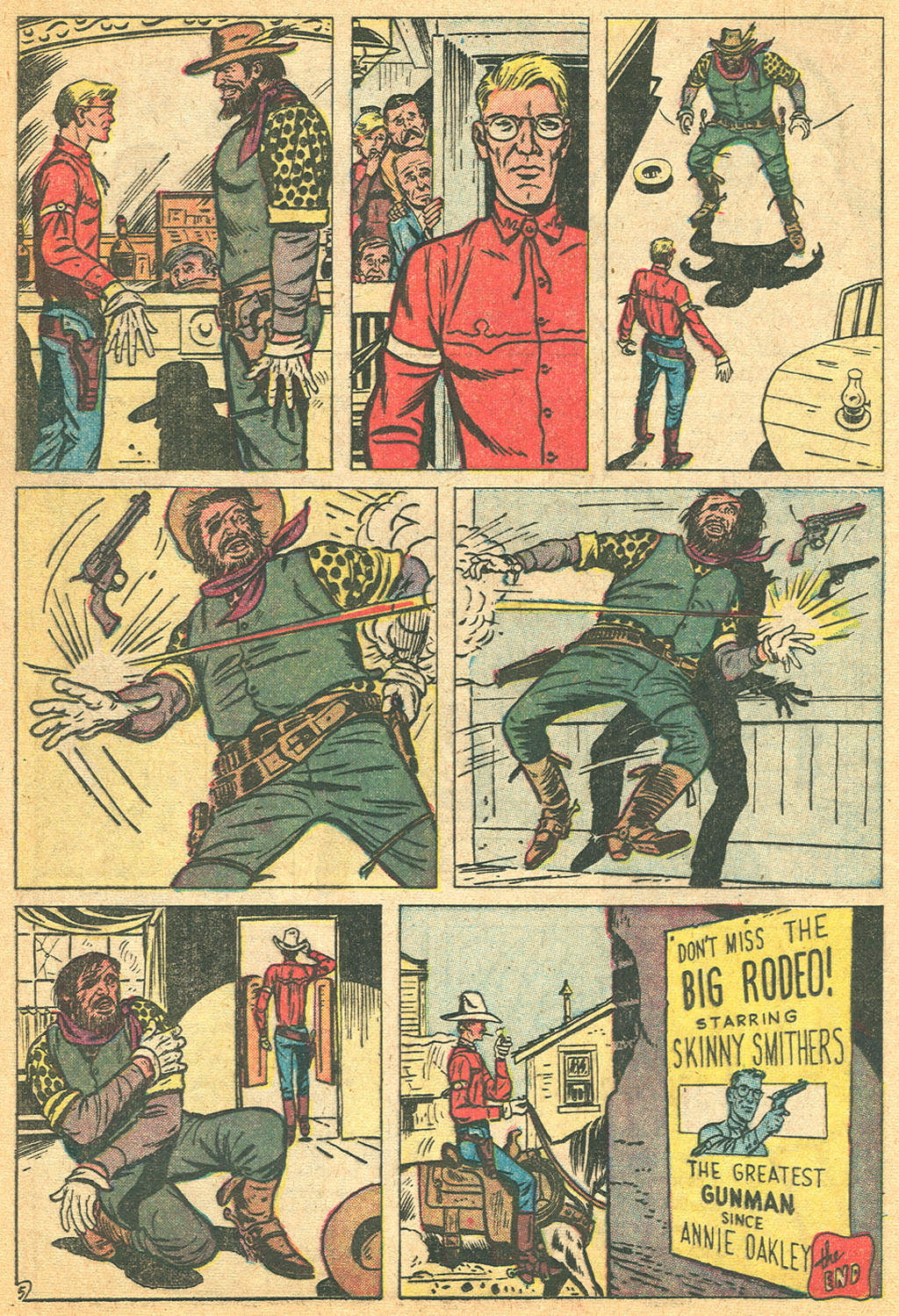 Read online Two-Gun Kid comic -  Issue #61 - 24