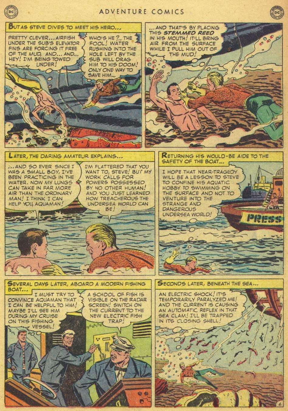 Read online Adventure Comics (1938) comic -  Issue #162 - 29