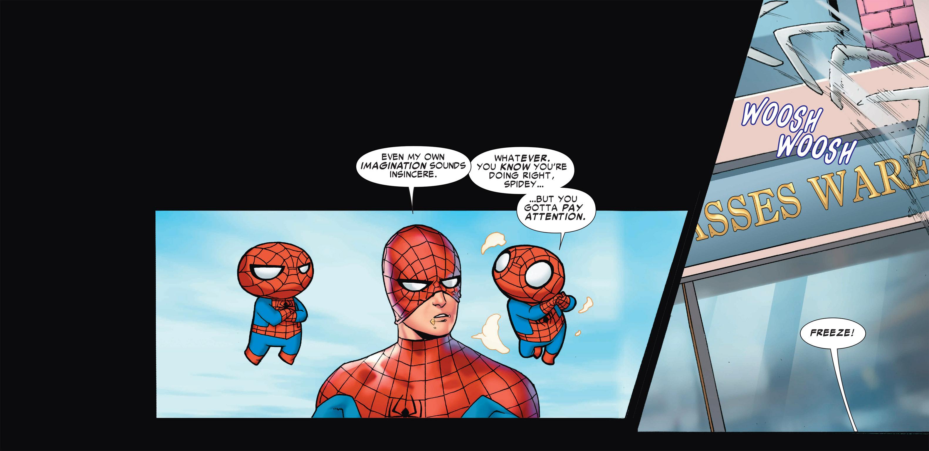 Read online Ultimate Spider-Man (Infinite Comics) (2016) comic -  Issue #2 - 13