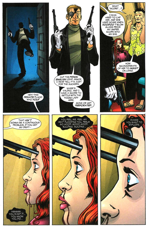 Read online Fallen Angel (2003) comic -  Issue #6 - 4