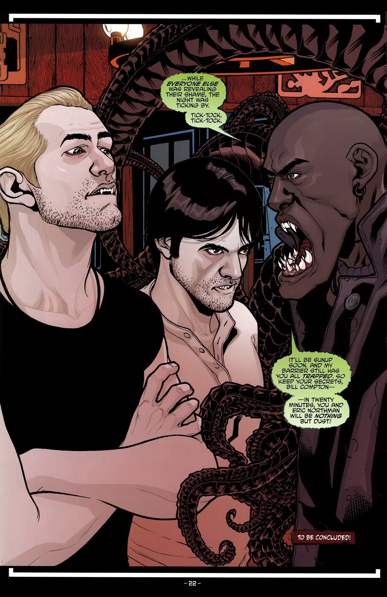 Read online True Blood (2010) comic -  Issue #5 - 25