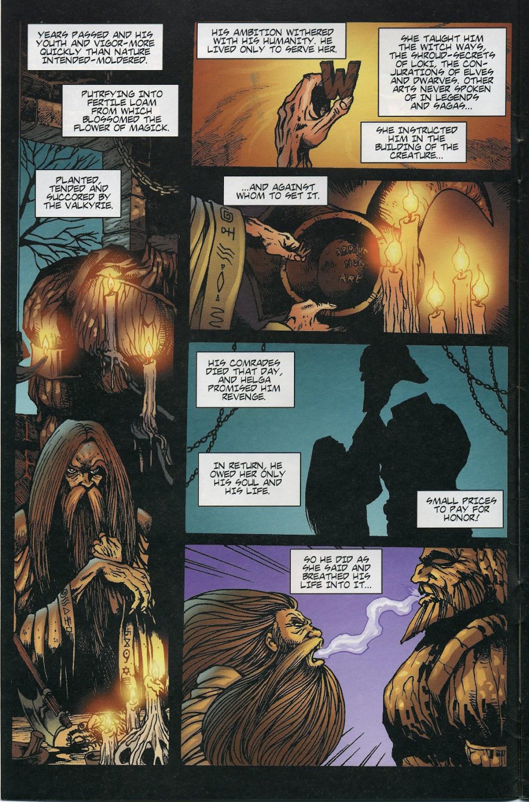 Warrior Nun Areala (1997) Issue #6 #6 - English 4