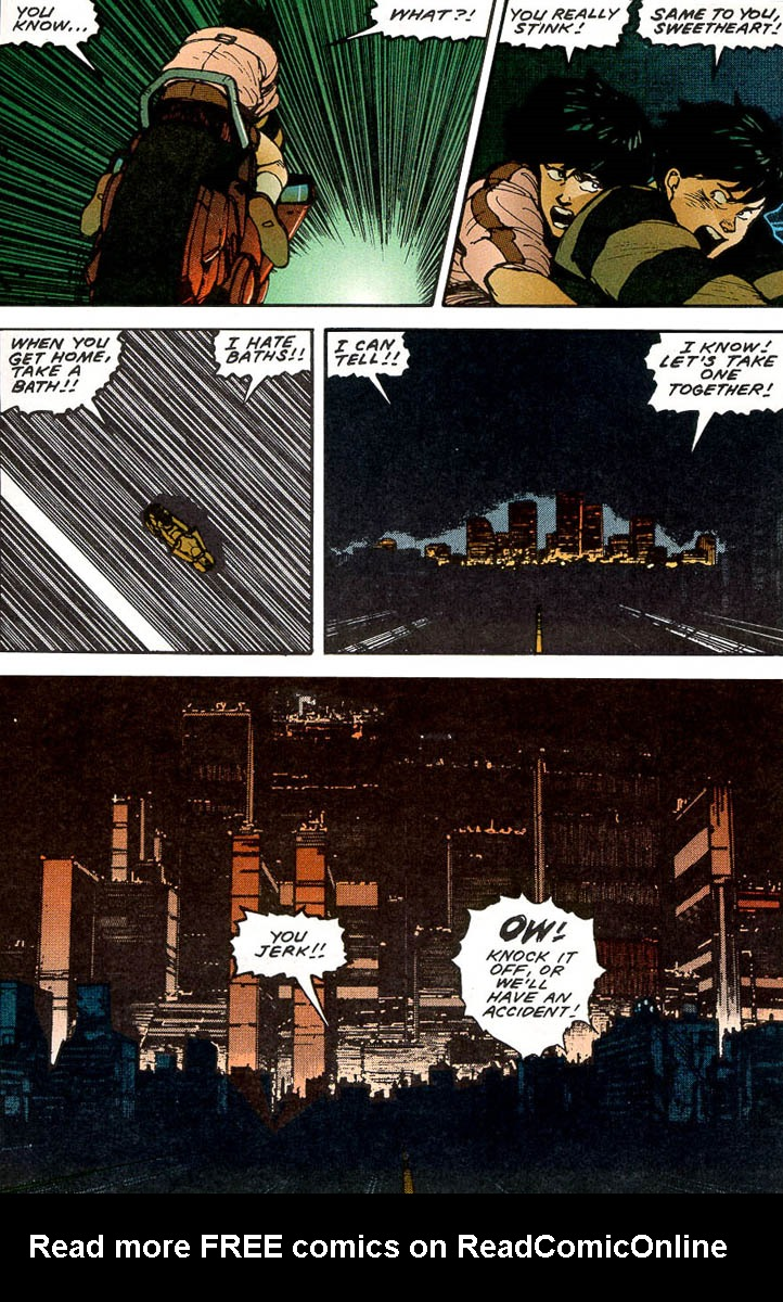 Read online Akira comic -  Issue #4 - 70