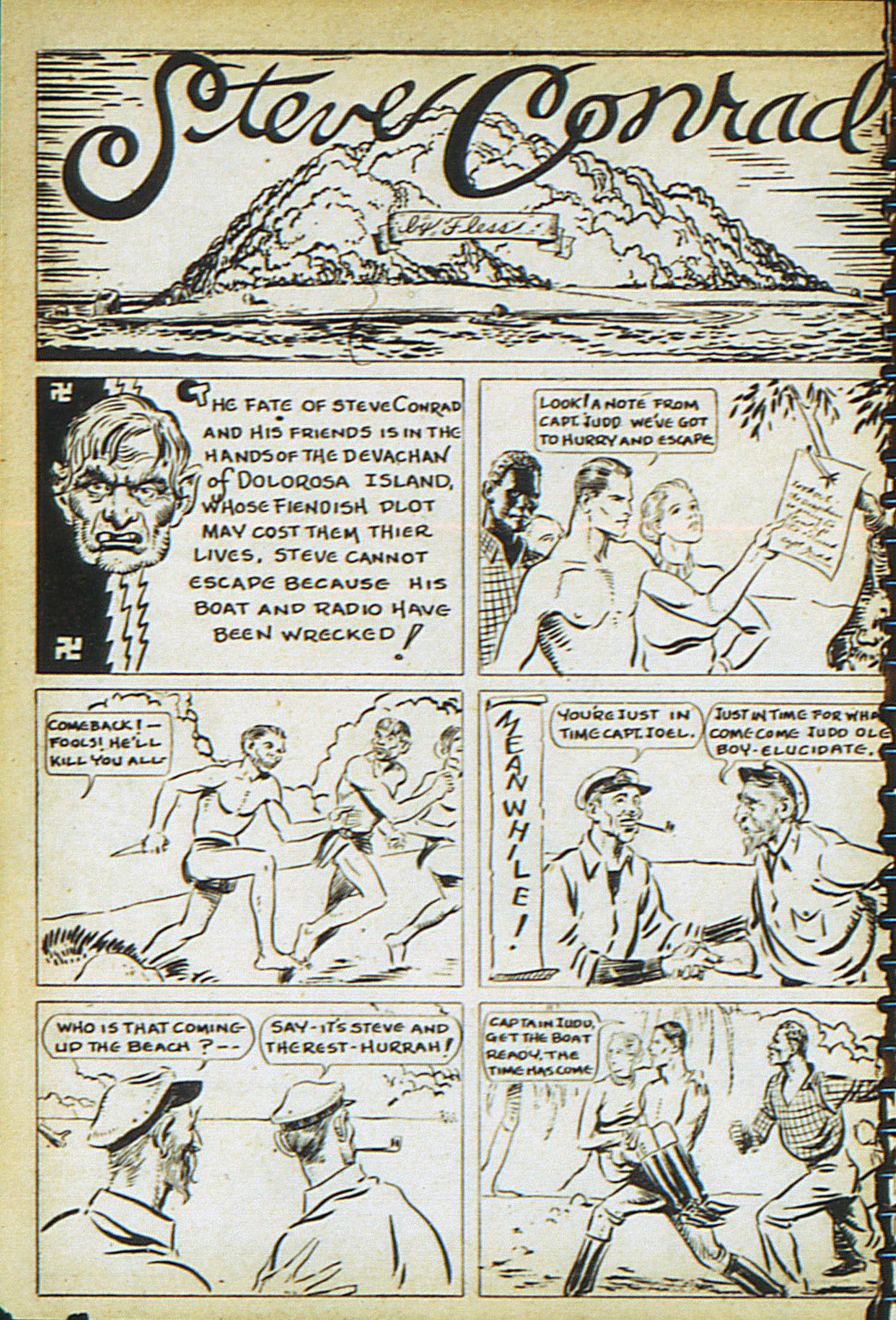 Read online Adventure Comics (1938) comic -  Issue #13 - 24