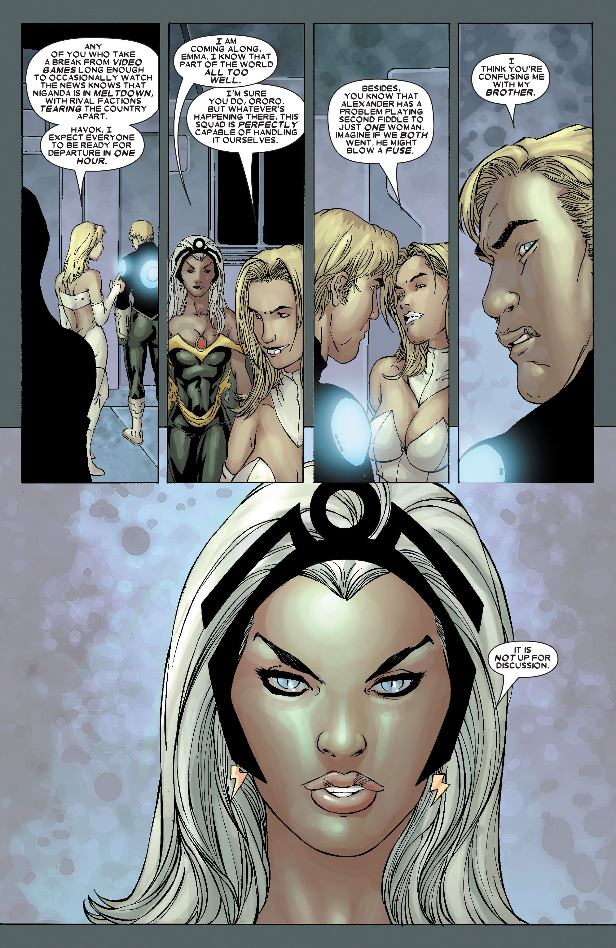 X-Men (1991) 175 Page 6