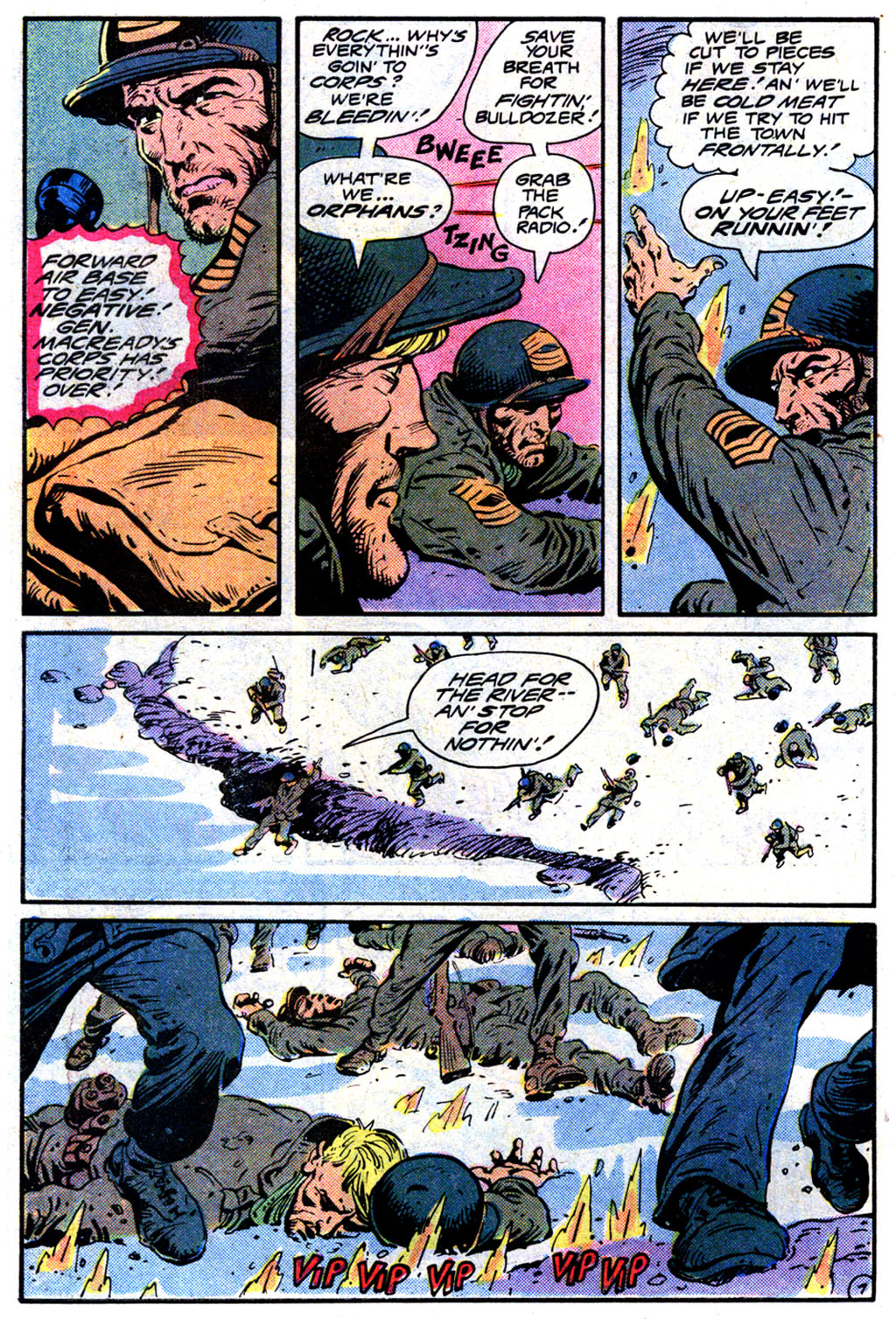 Sgt. Rock issue 360 - Page 7