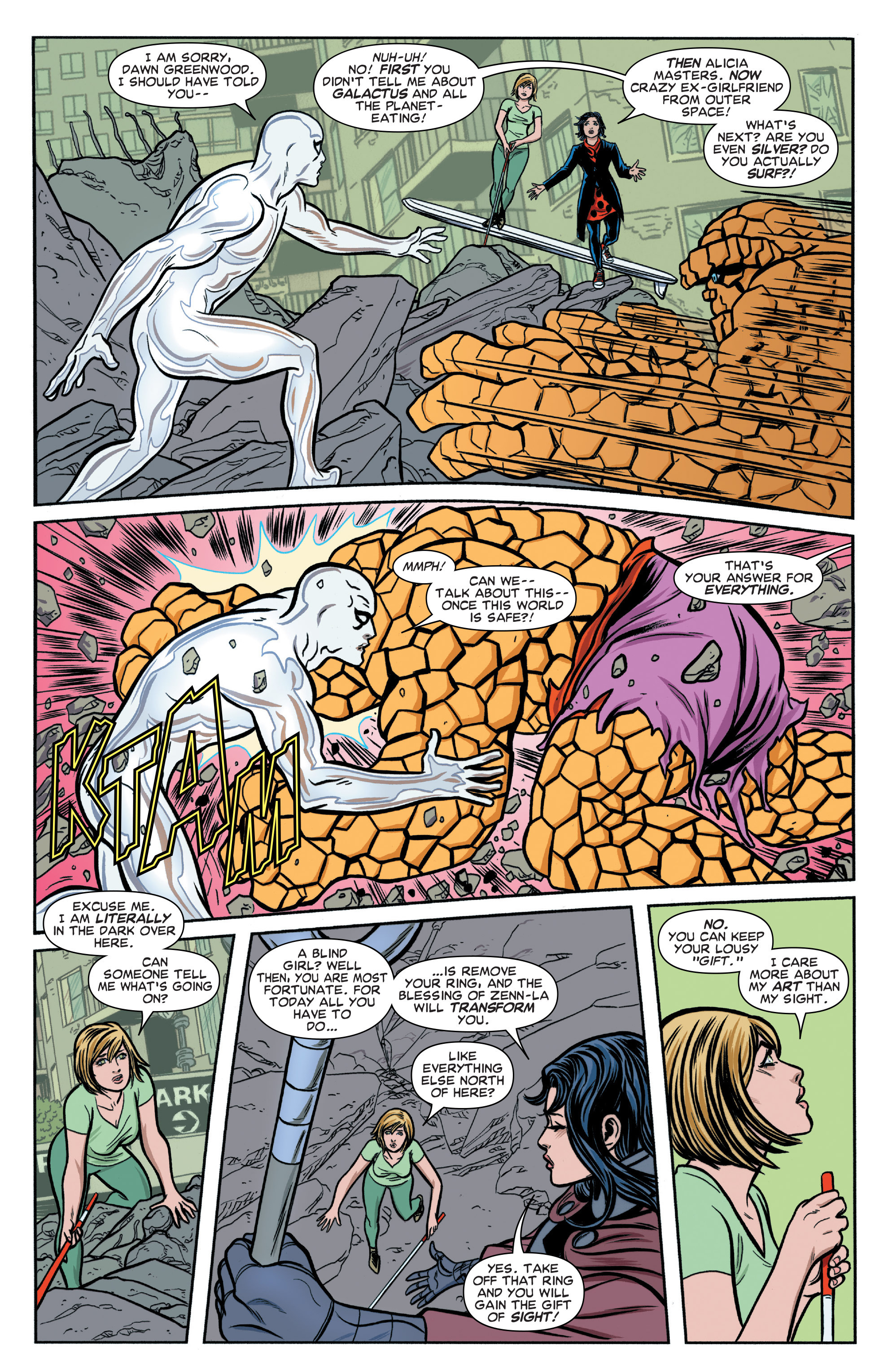 Read online Silver Surfer (2016) comic -  Issue #3 - 11