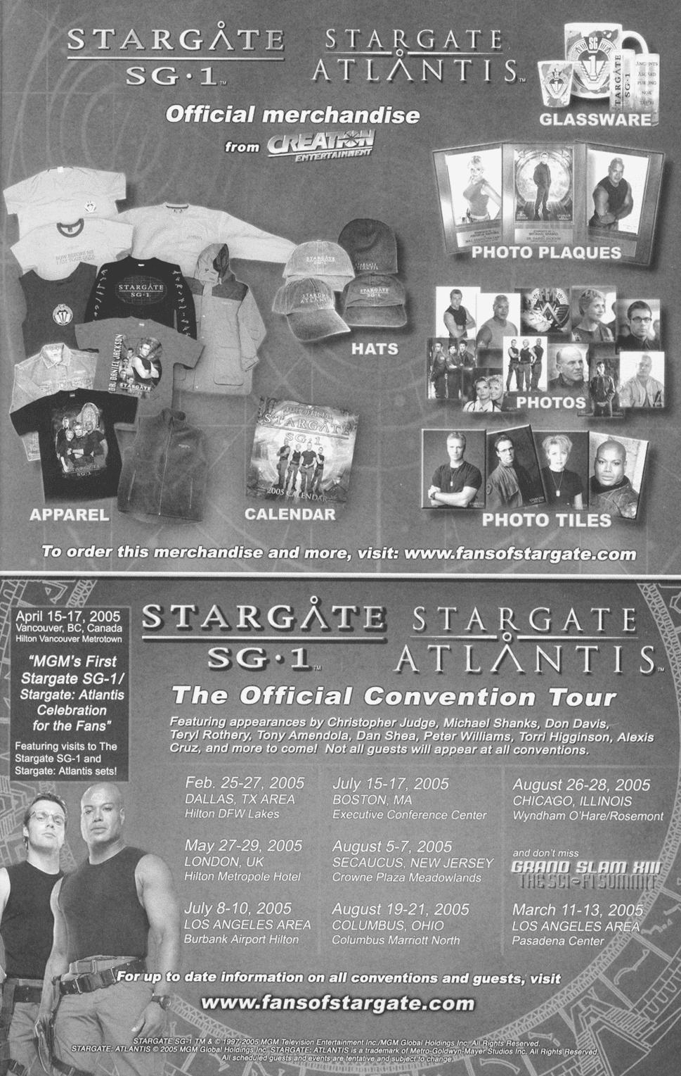 Read online Stargate SG-1: Daniel's Song comic -  Issue # Full - 16