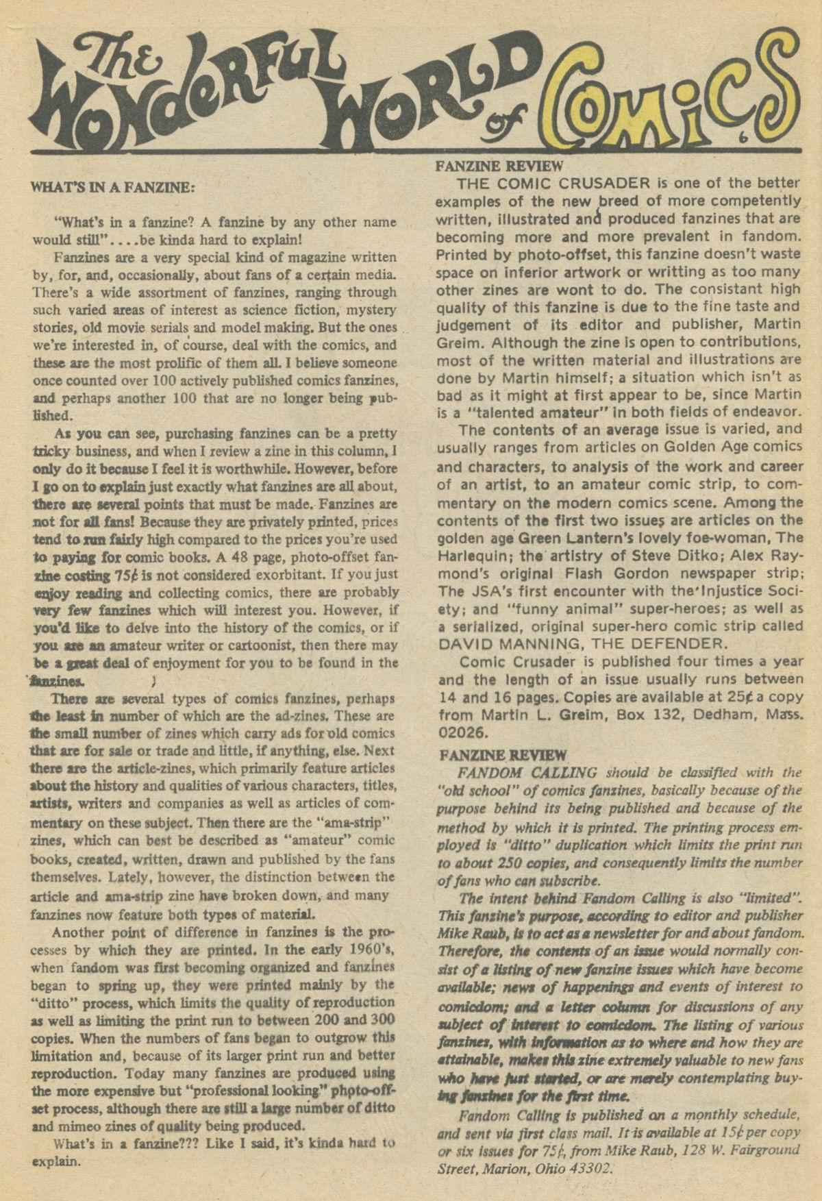 Read online Adventure Comics (1938) comic -  Issue #374 - 32