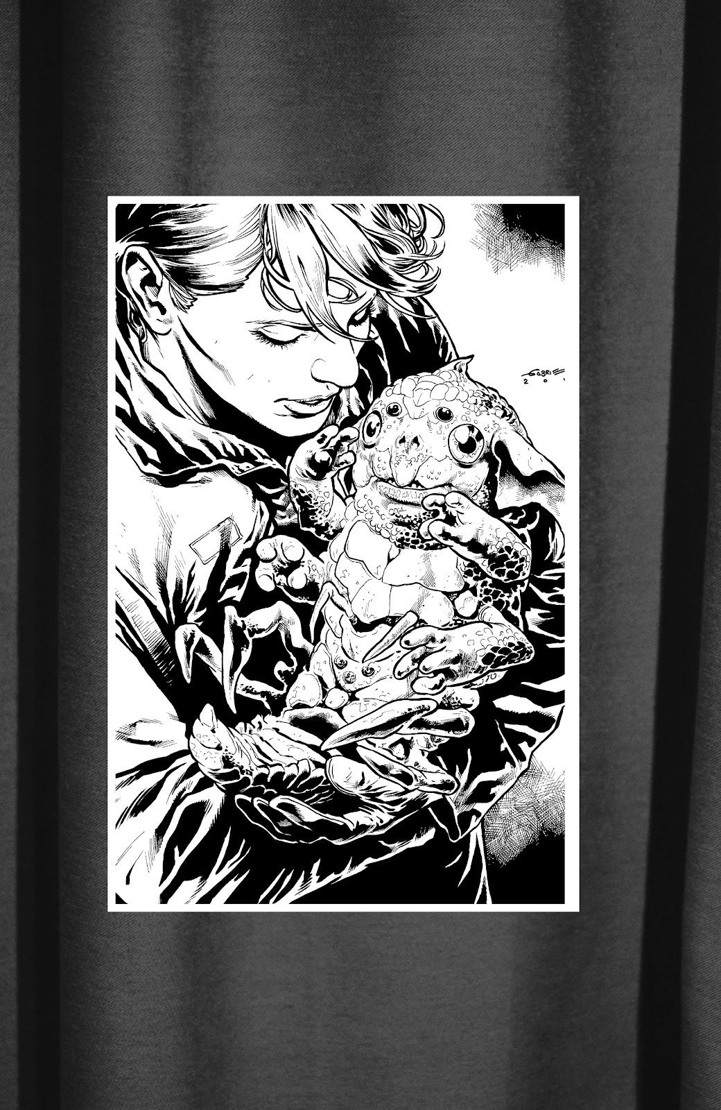 Read online Alan Moore's Cinema Purgatorio comic -  Issue #17 - 44