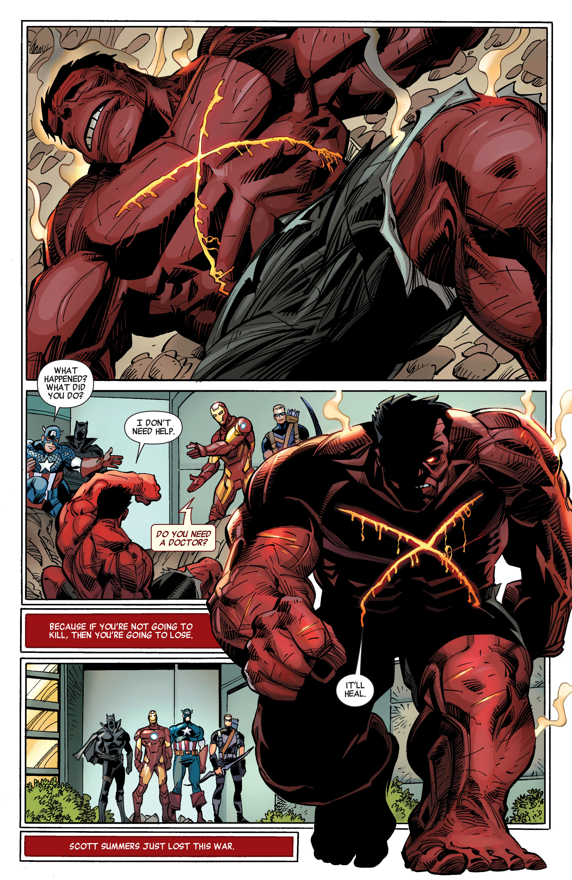 Read online Avengers (2010) comic -  Issue #28 - 18
