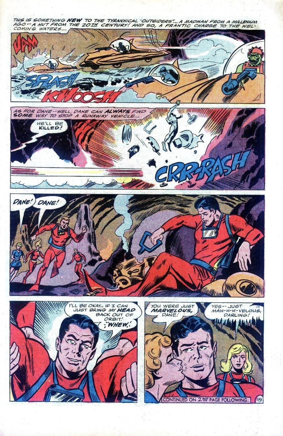 Read online Sea Devils comic -  Issue #32 - 28