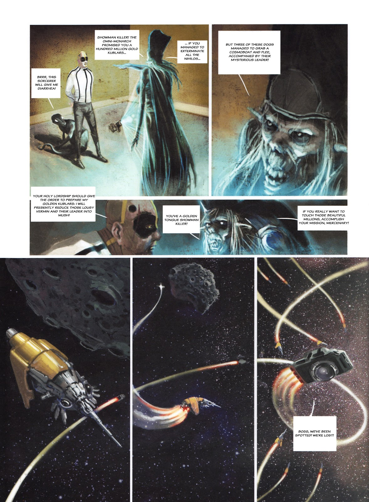 Showman Killer issue 2 - Page 10