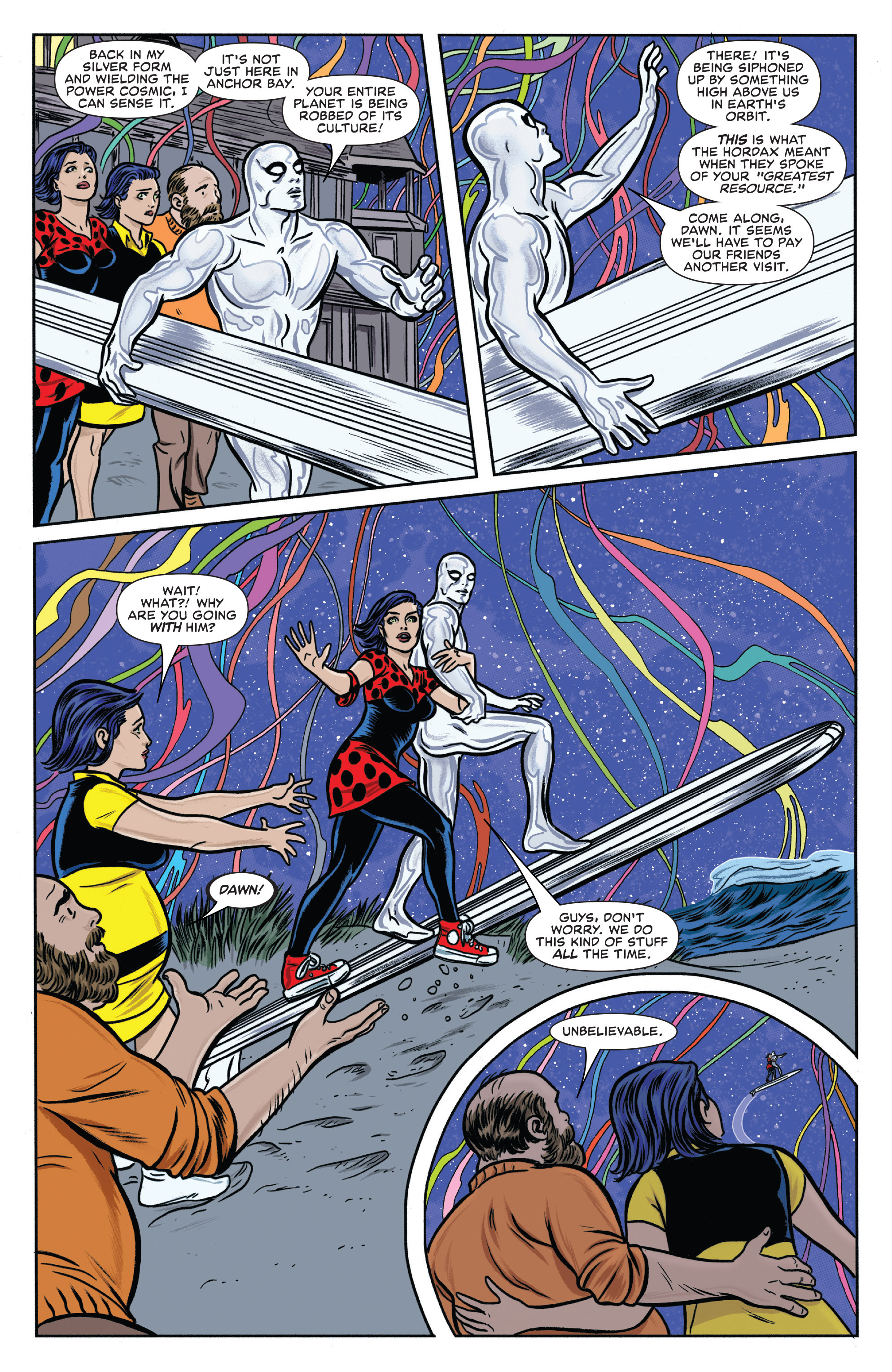 Read online Silver Surfer (2016) comic -  Issue #1 - 12