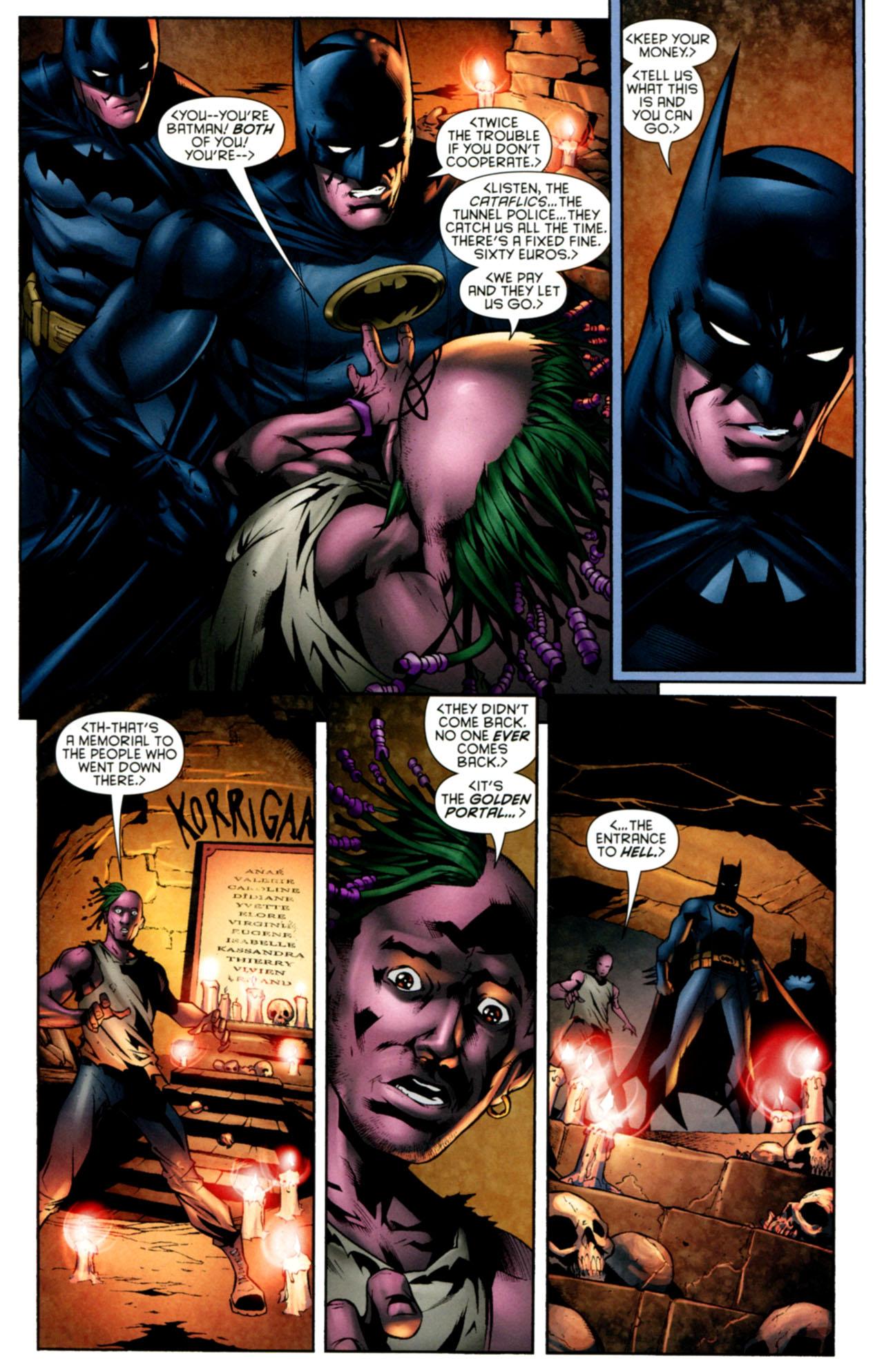 Read online Detective Comics (1937) comic -  Issue # _Annual 12 - 23
