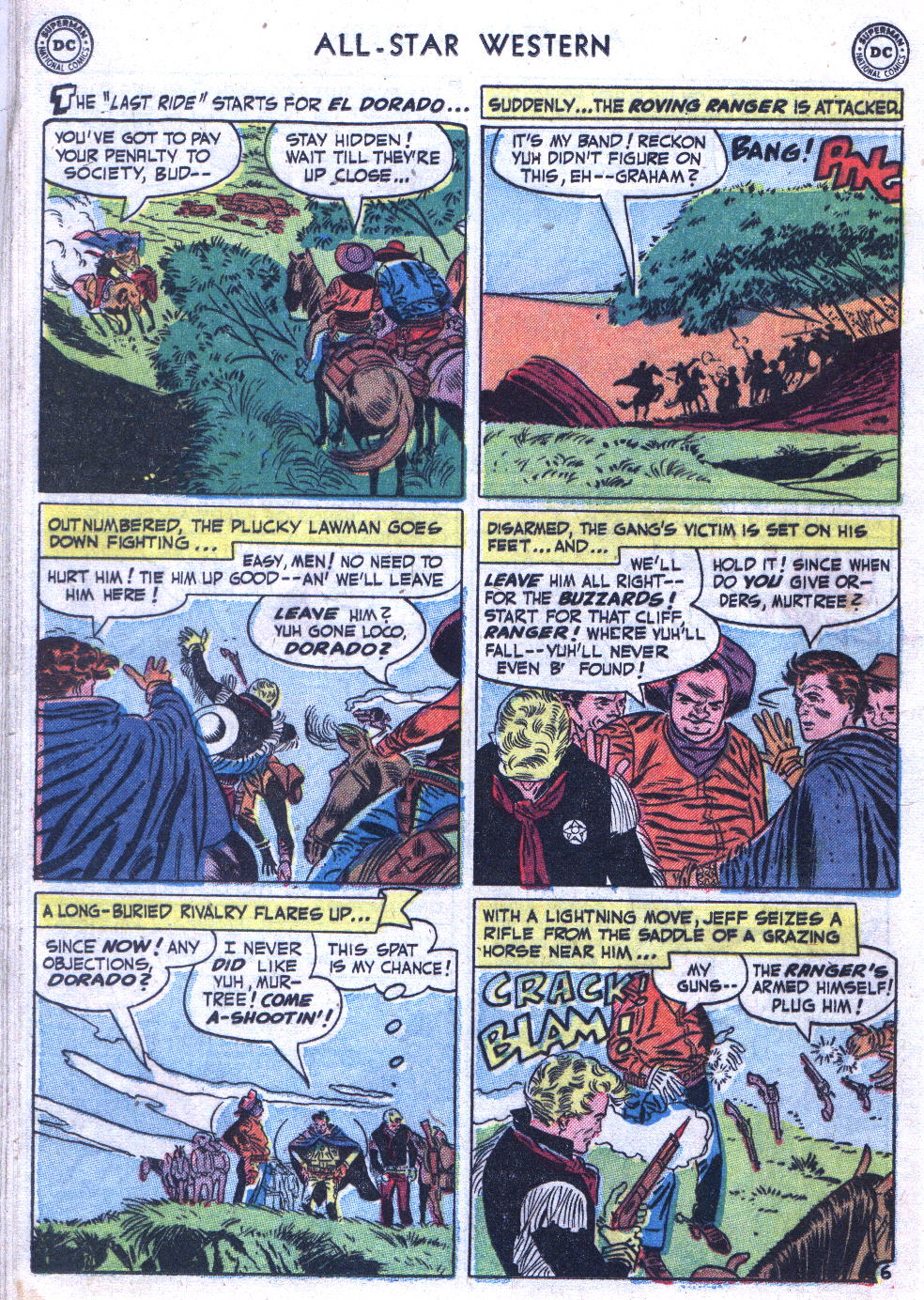 Read online All-Star Western (1951) comic -  Issue #59 - 30