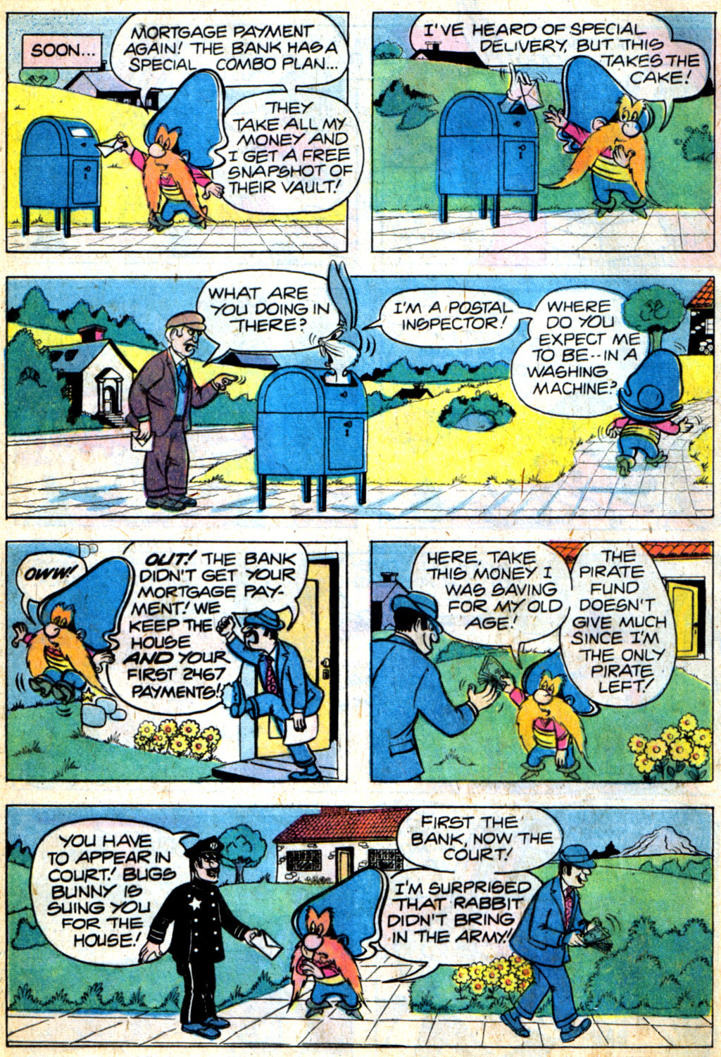 Yosemite Sam and Bugs Bunny issue 44 - Page 11