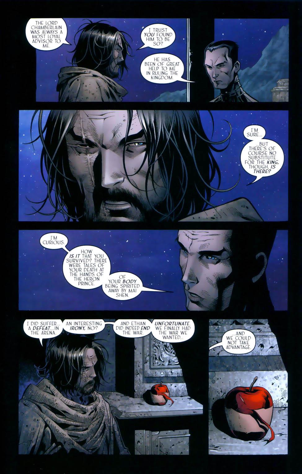 Read online Scion comic -  Issue #31 - 14