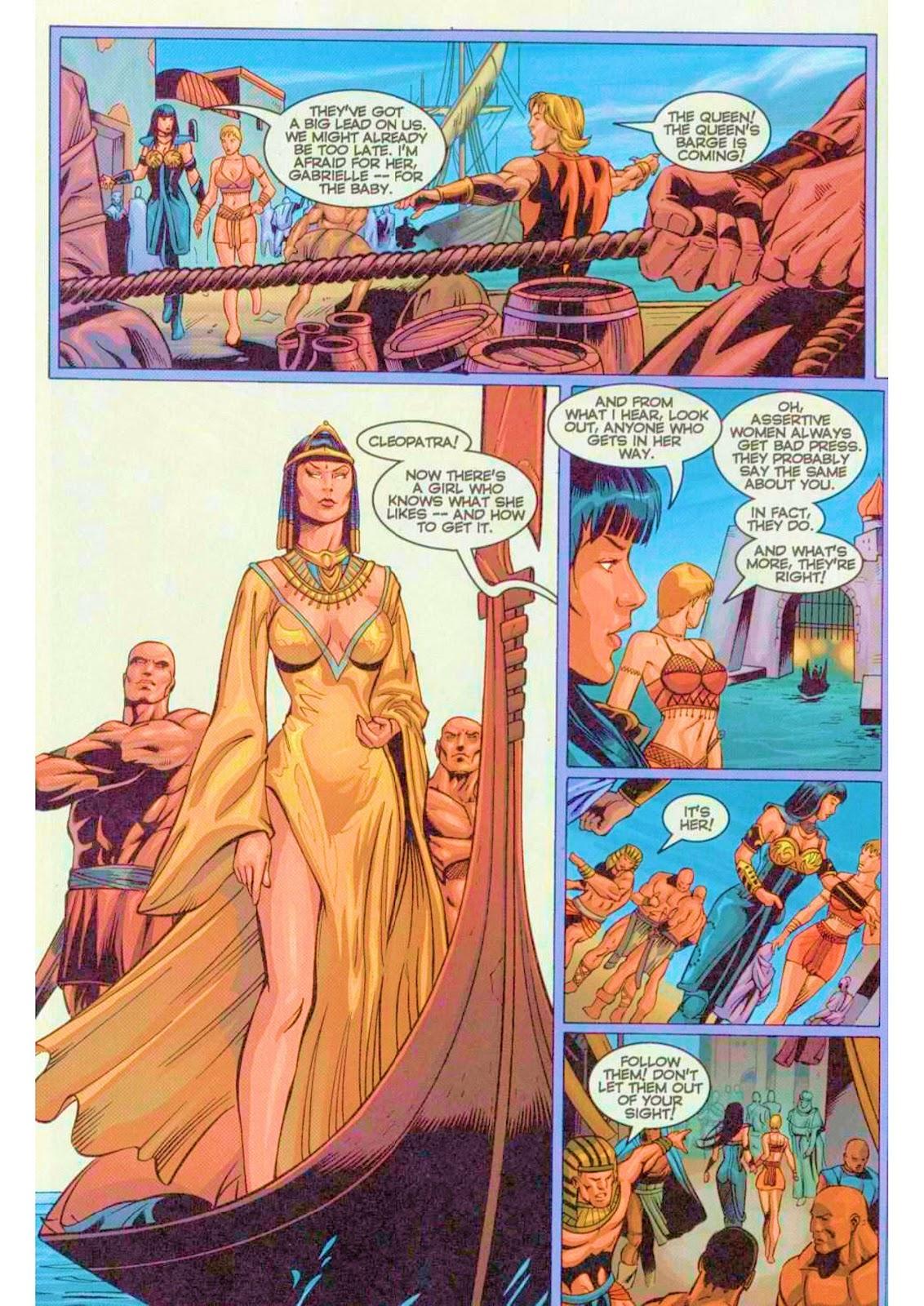 Xena: Warrior Princess (1999) Issue #5 #5 - English 12
