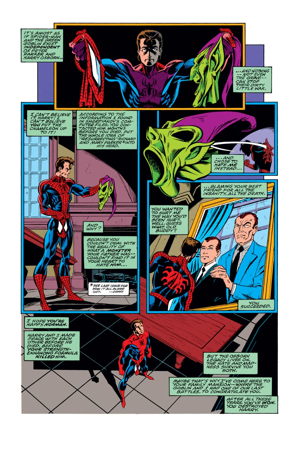 The Amazing Spider-Man (1963) 390 Page 2
