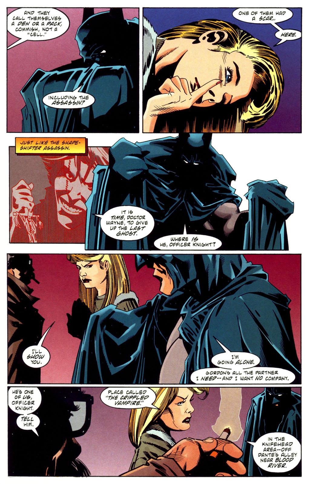 Read online Batman: Haunted Gotham comic -  Issue #2 - 27