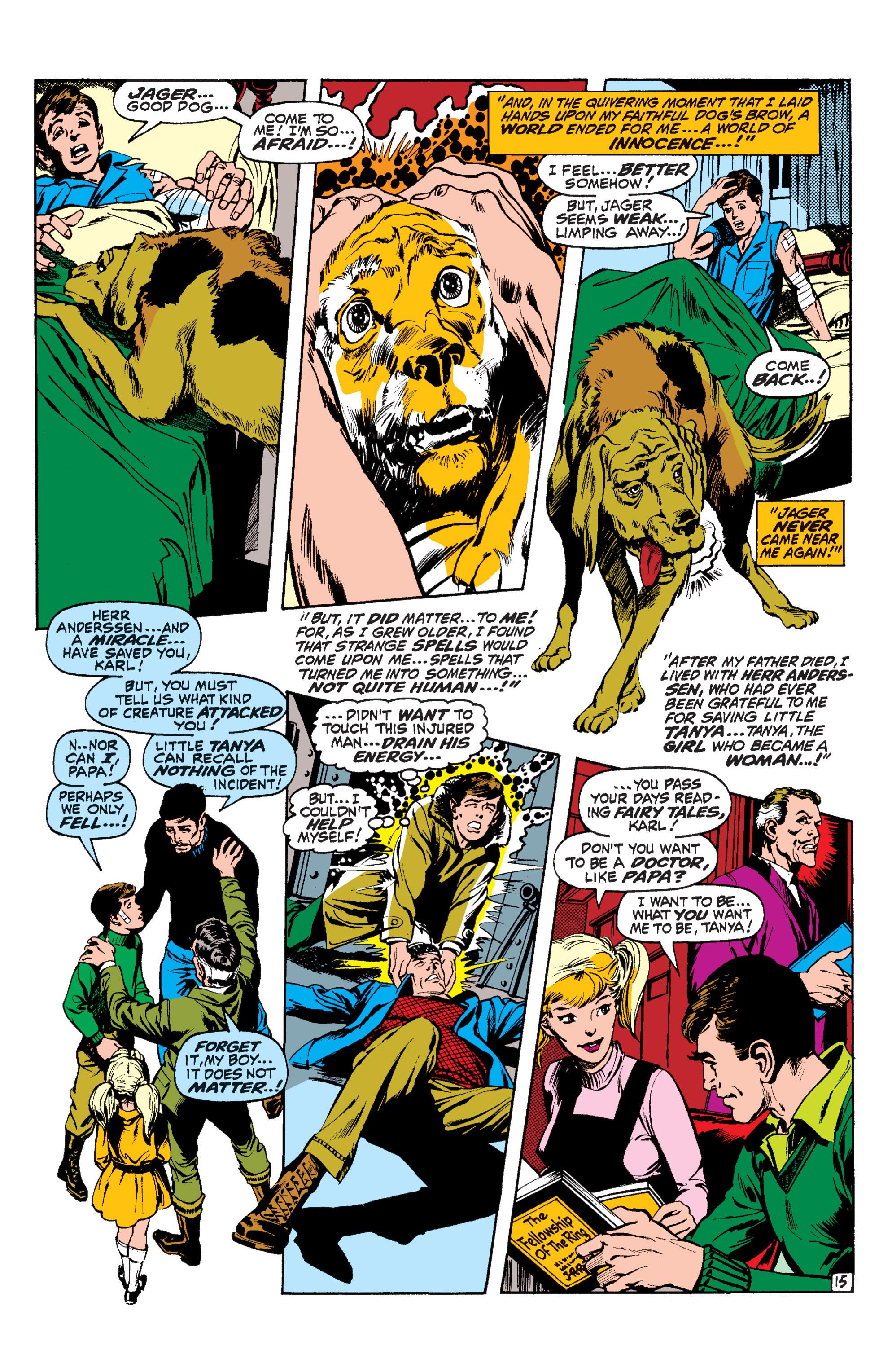 Read online Uncanny X-Men (1963) comic -  Issue #60 - 14