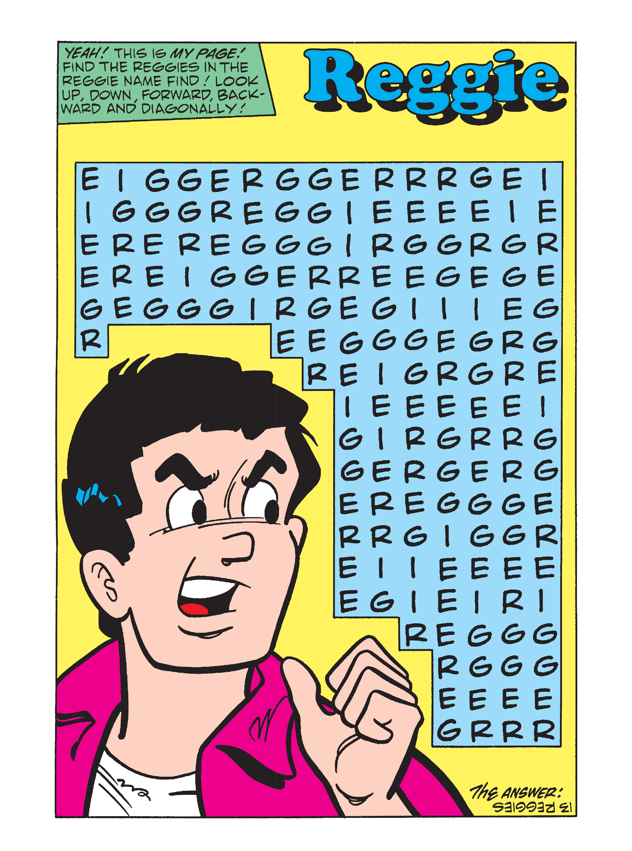 Read online Archie's Funhouse Double Digest comic -  Issue #8 - 58