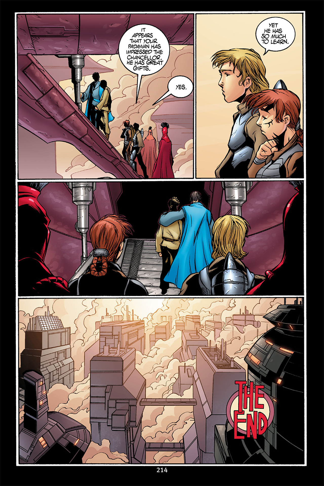 Read online Star Wars Omnibus comic -  Issue # Vol. 10 - 213