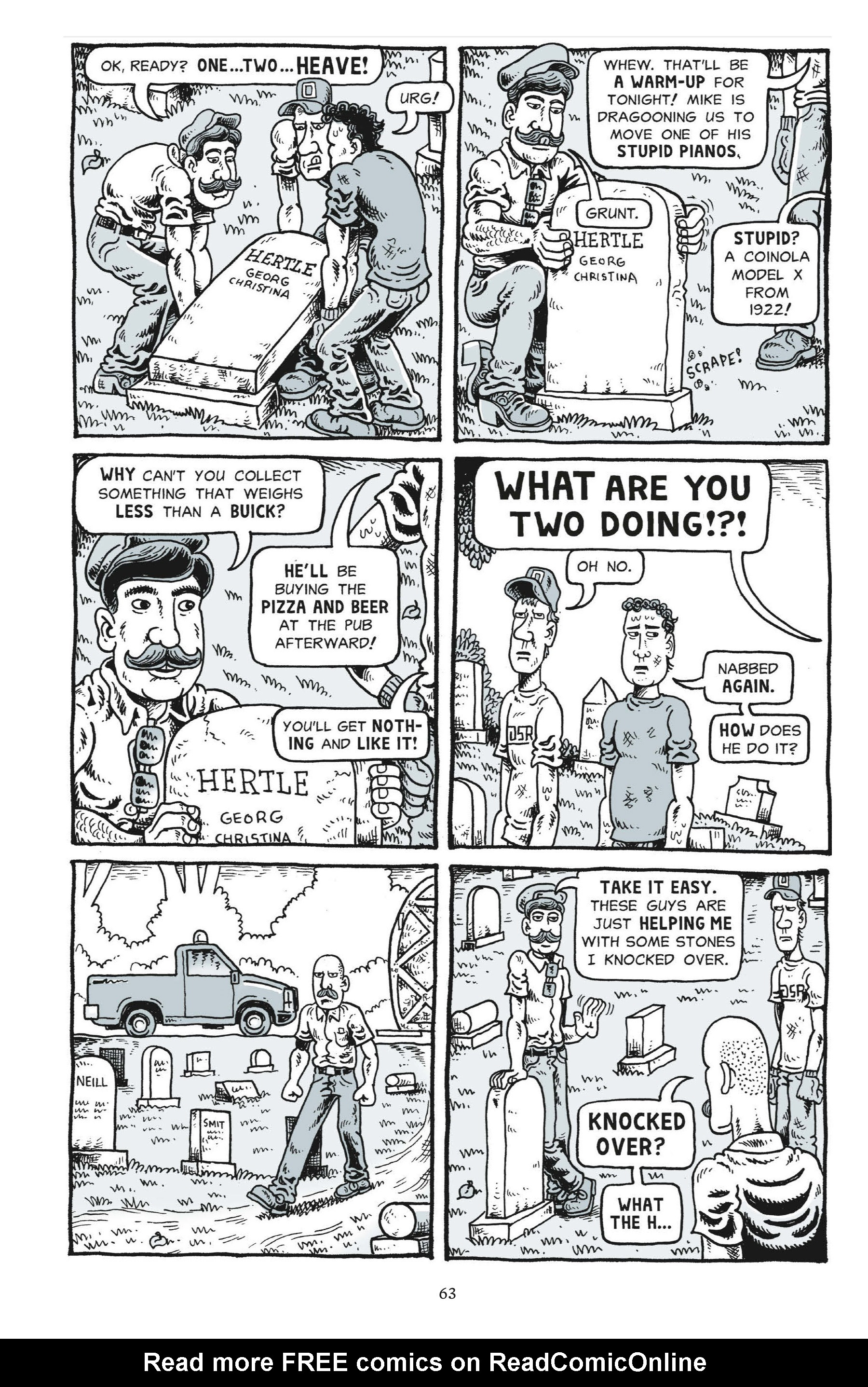 Read online Trashed comic -  Issue # Full - 64