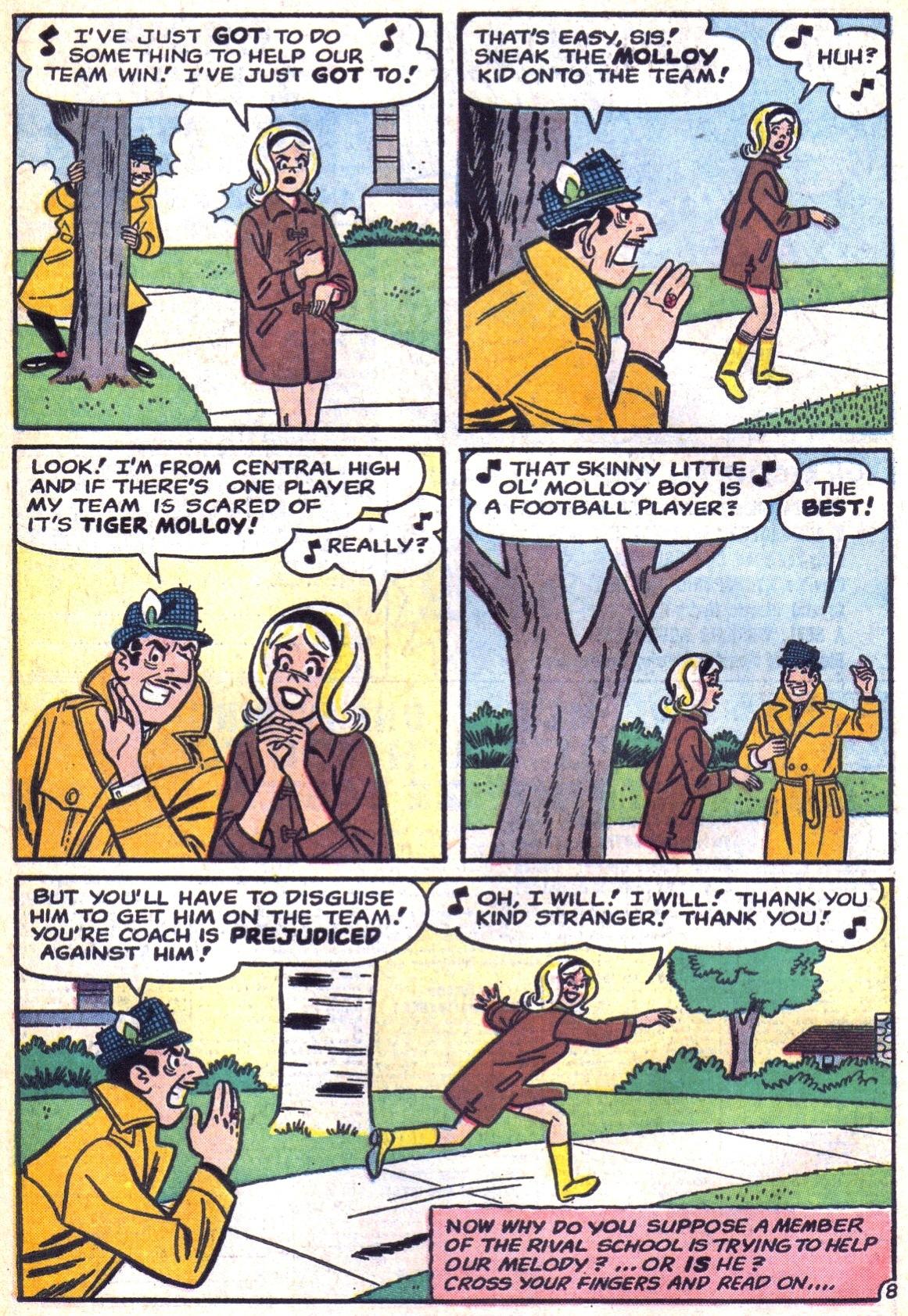 Read online She's Josie comic -  Issue #10 - 11