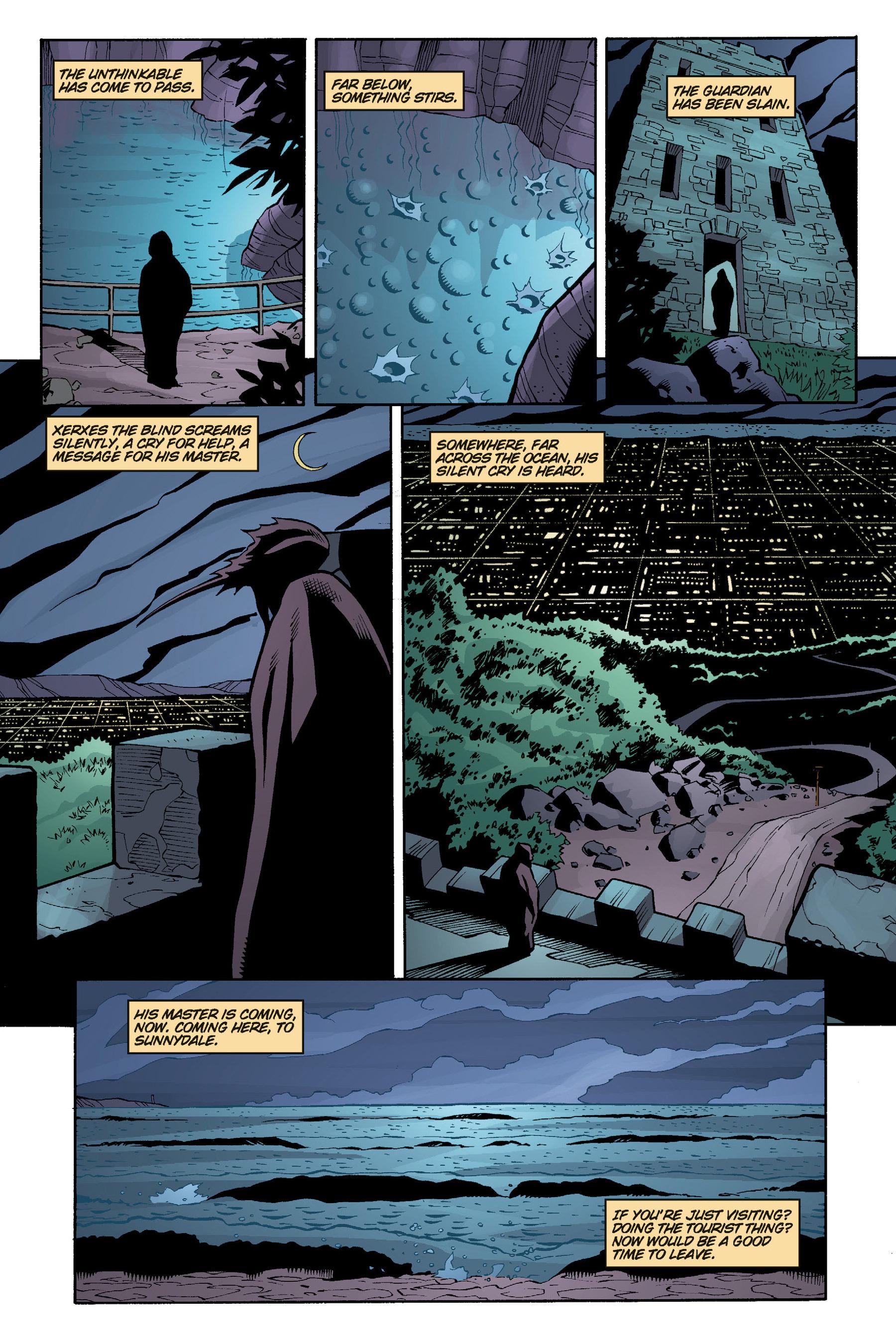 Read online Buffy the Vampire Slayer: Omnibus comic -  Issue # TPB 5 - 140