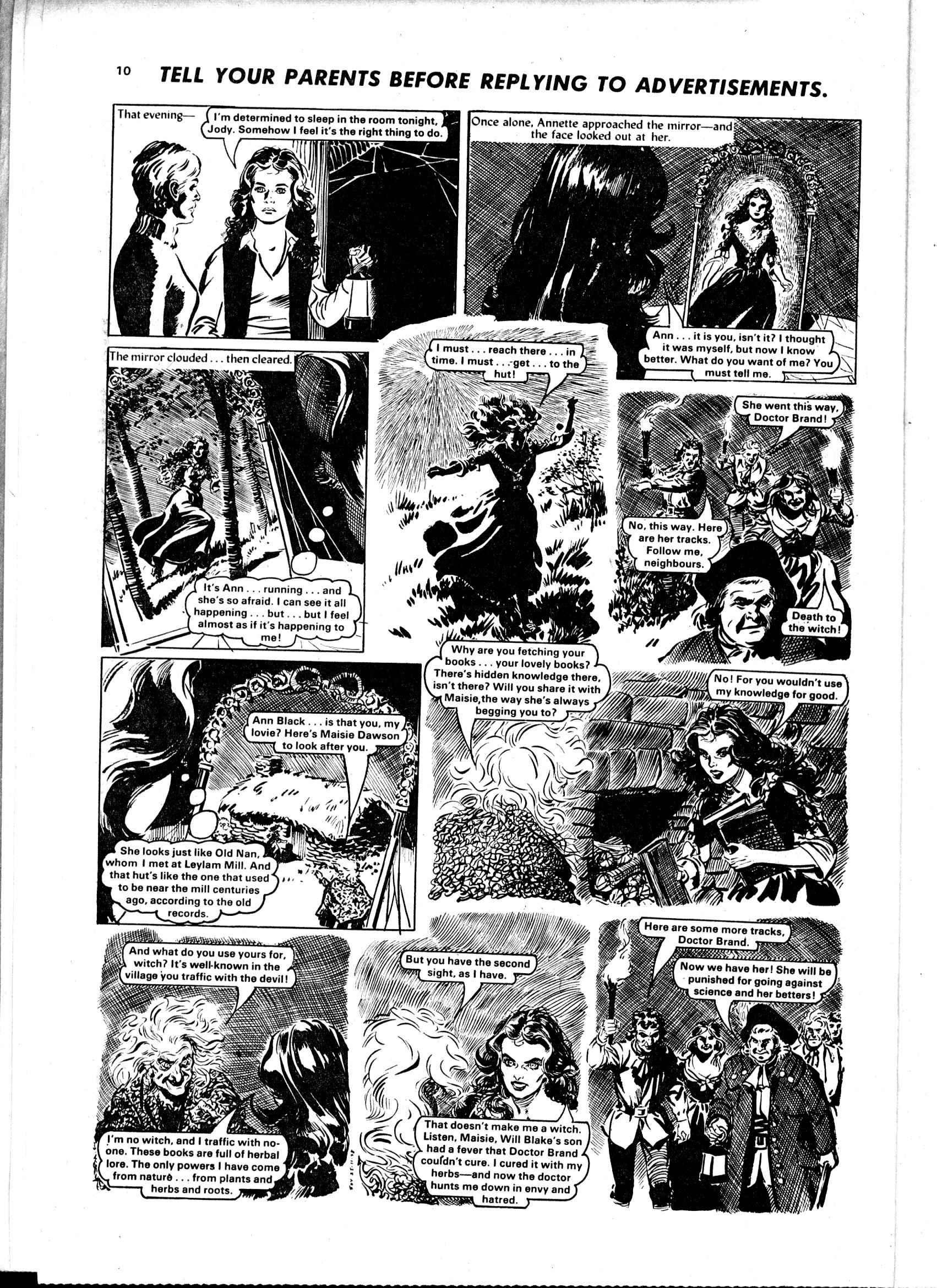 Read online Judy comic -  Issue #985 - 10